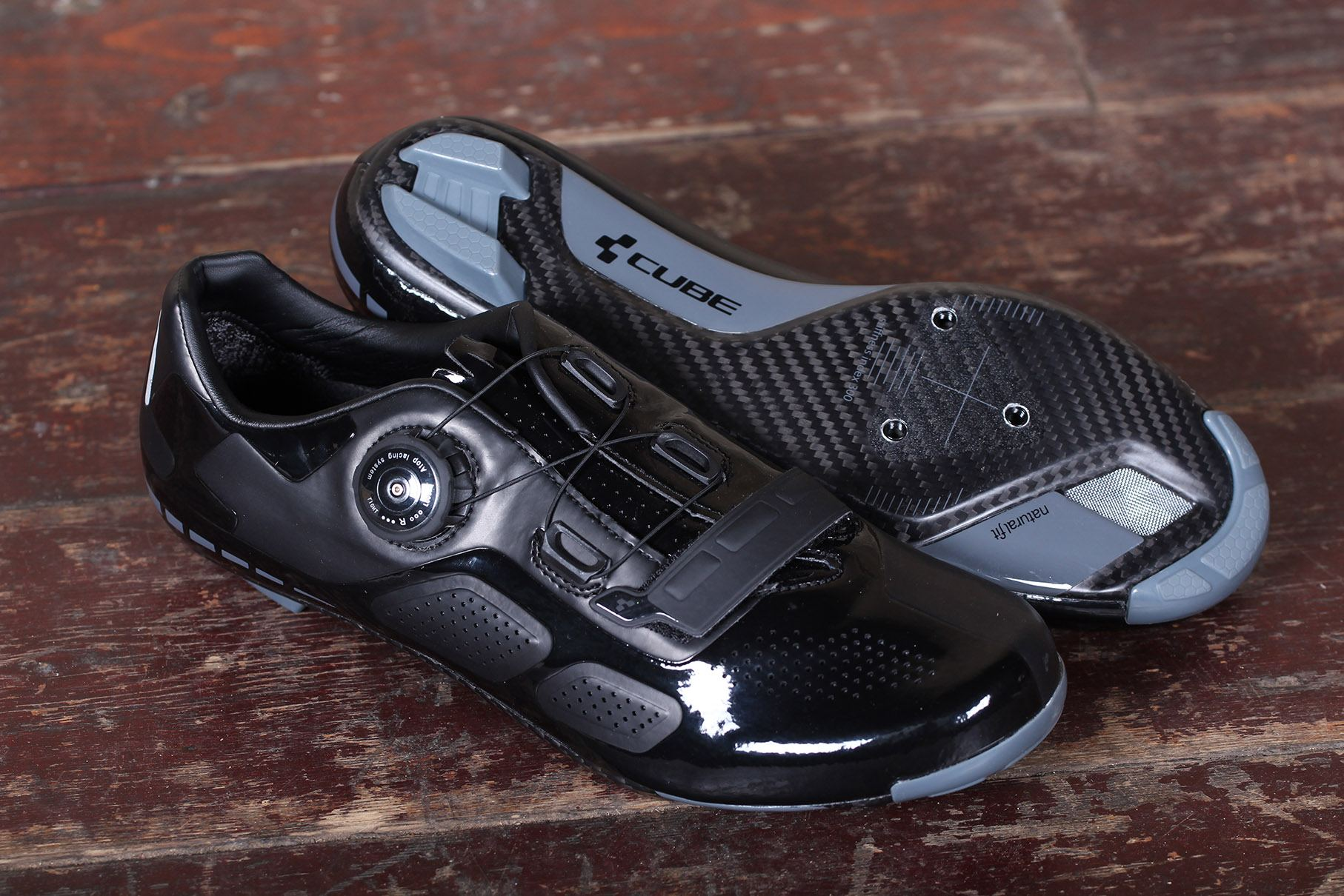 Bicycle Shoe Road Cube C 62 43 Ultralight Carbon Ultralight 582 Size 43