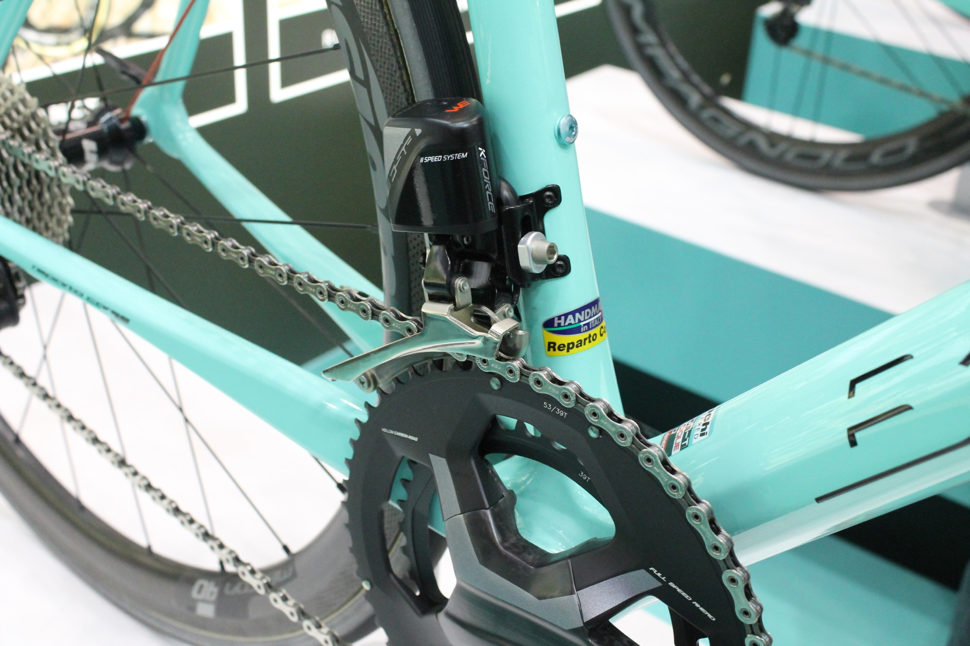 After Porn Ends Reparto eurobike 2017: stunning italian road bikes | road.cc