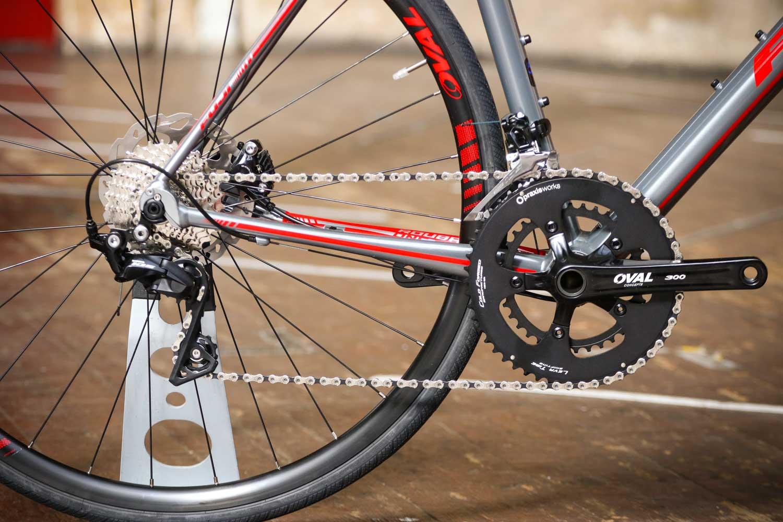 Review: Fuji Roubaix 1 3 Disc   road cc