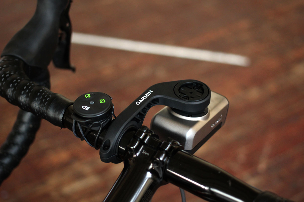 Trigo Bicycle Mount For Flash Light Garmin Varia Smart Bike Headlight HL500 HL50