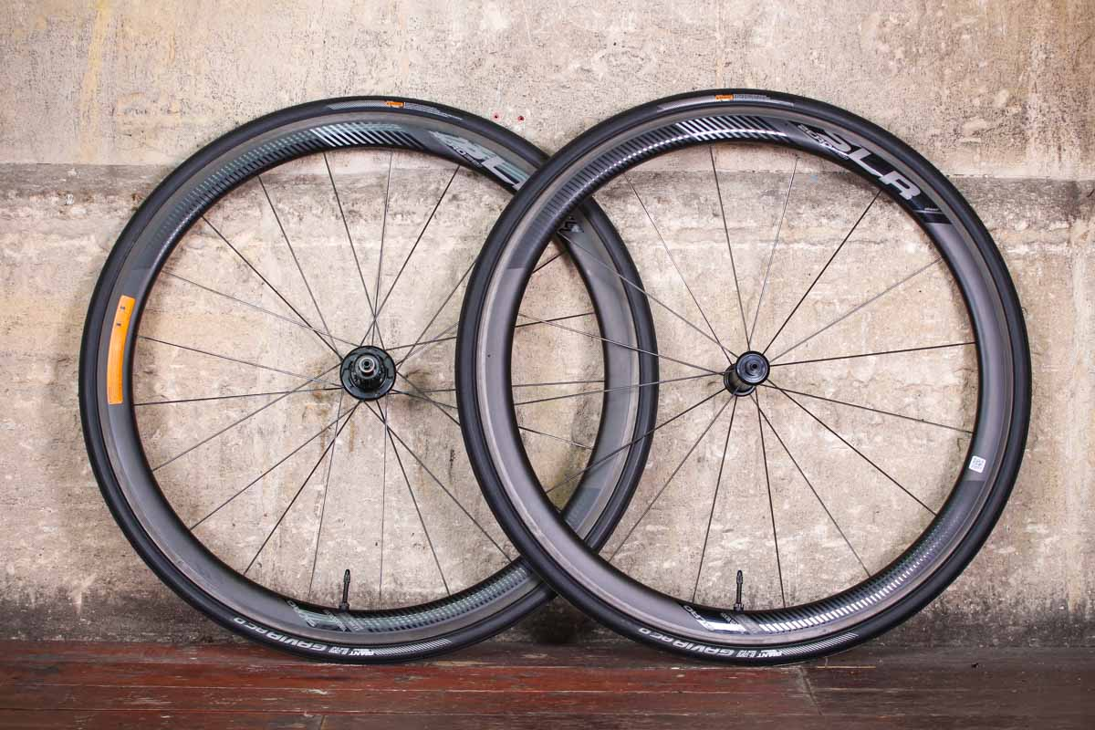 Review: Giant SLR 0 42mm wheels | road cc