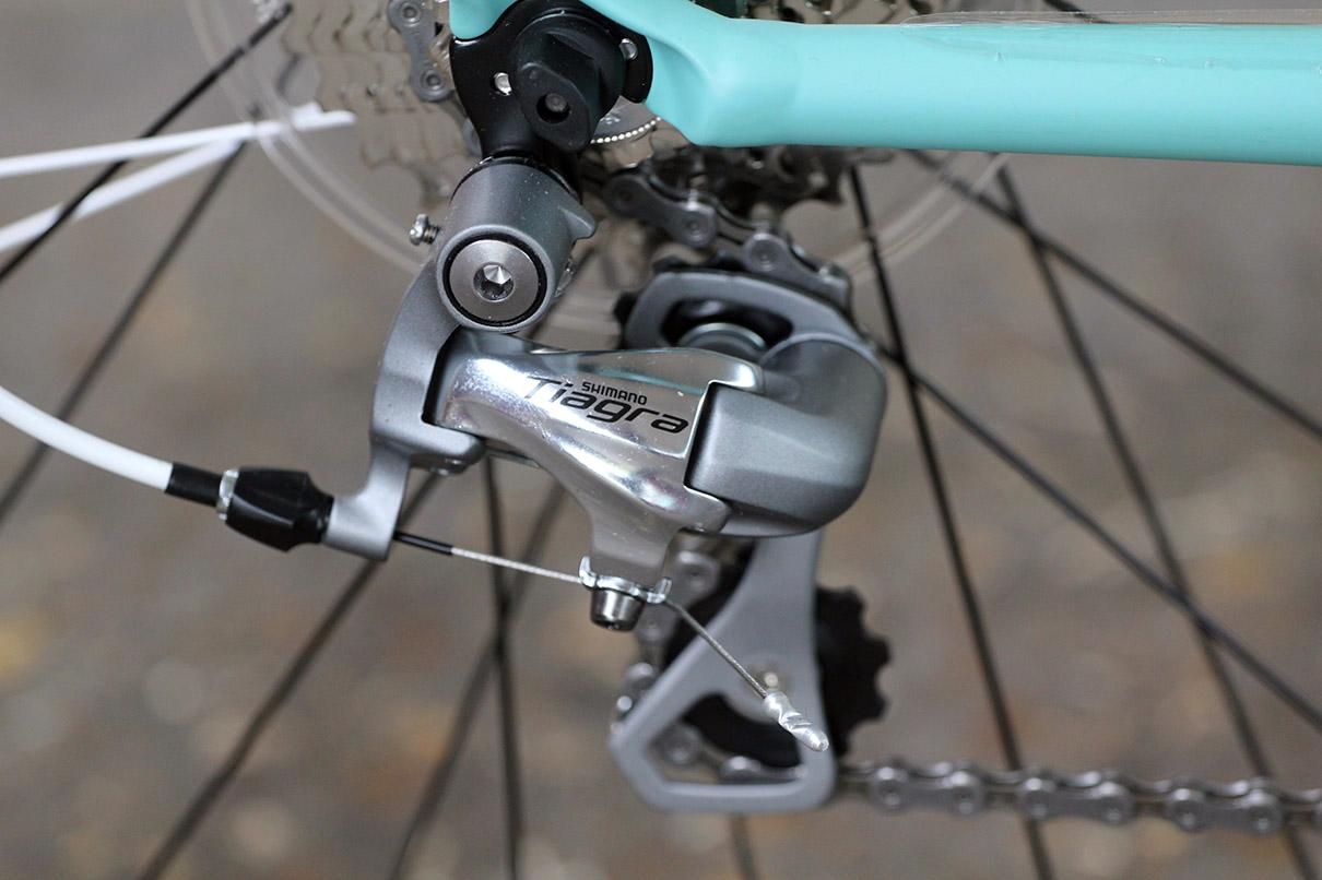 Bianchi Reparto Corse Road Bike Bicycle Brake Caliper Front /& Rear Pair Black