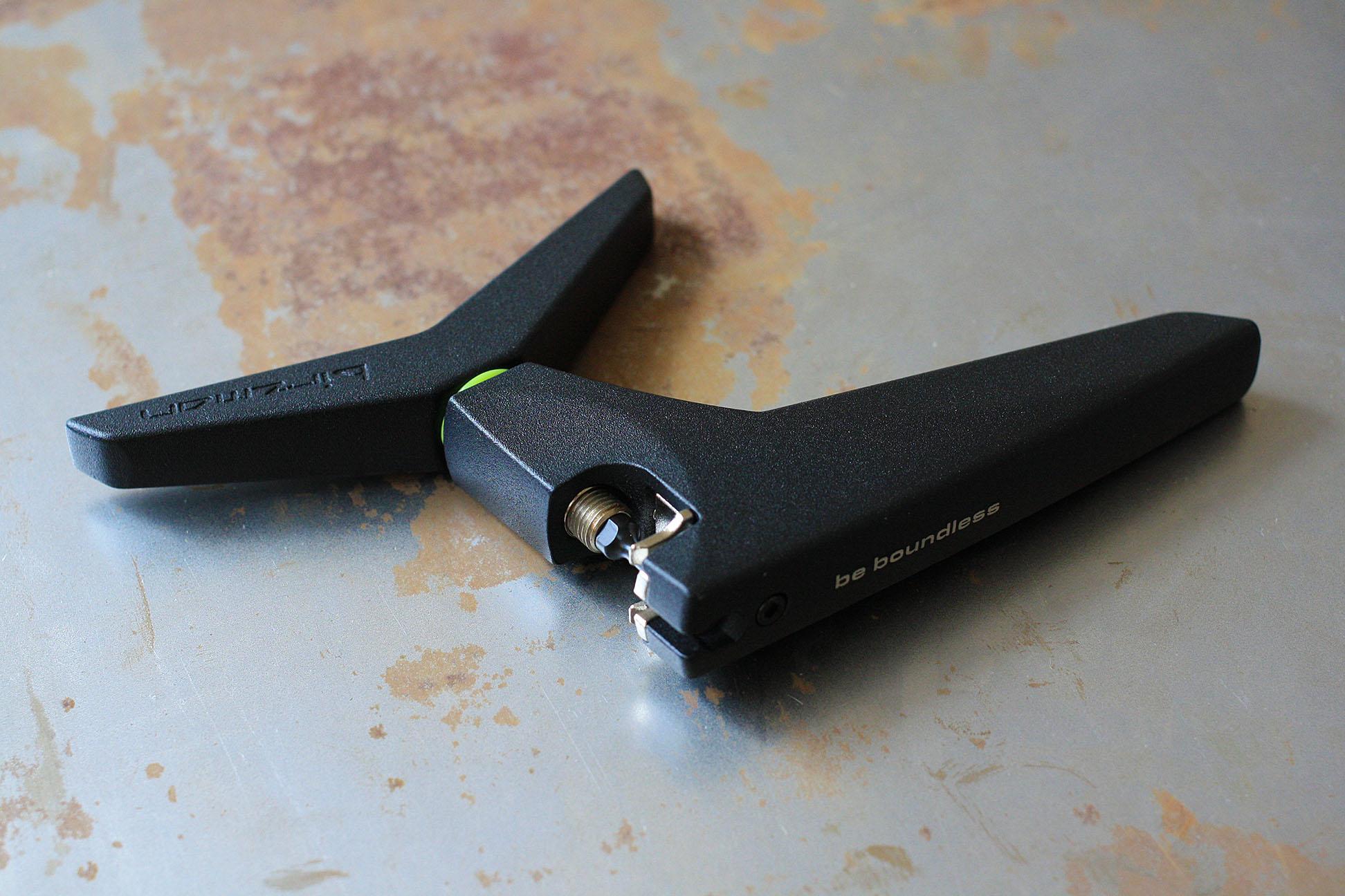 Birzman Damselfly Universal Chain Tool Black