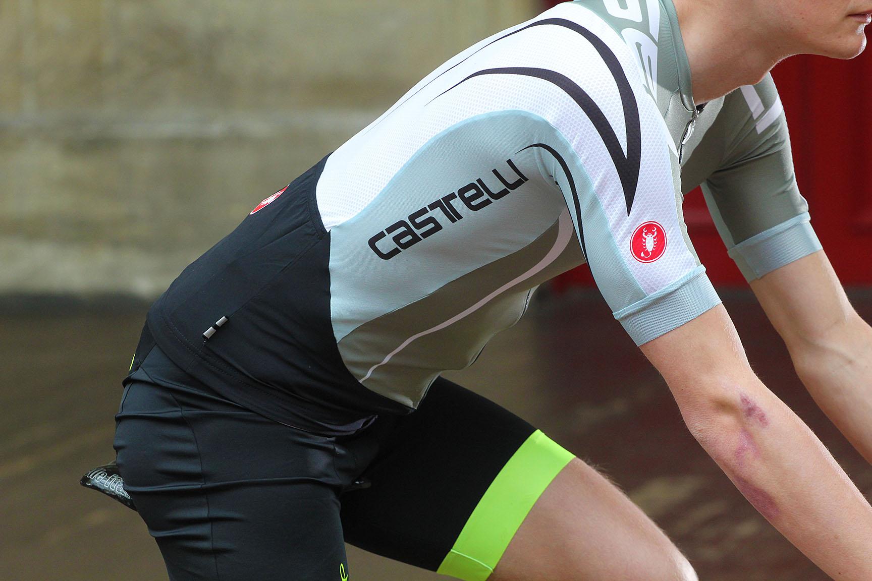 4514012 Details about  /Castelli Aero Race 5.0 Jersey Rennradtrikot Con Parlando