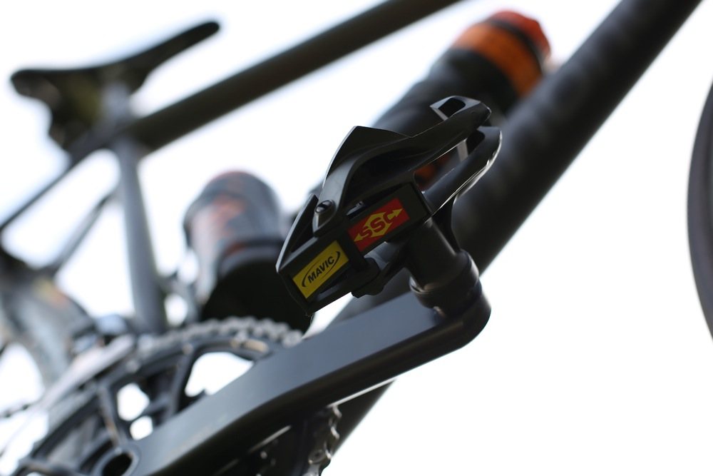 New Mavic Zxellium SL Carbon Hollow Road Cycling Pedals