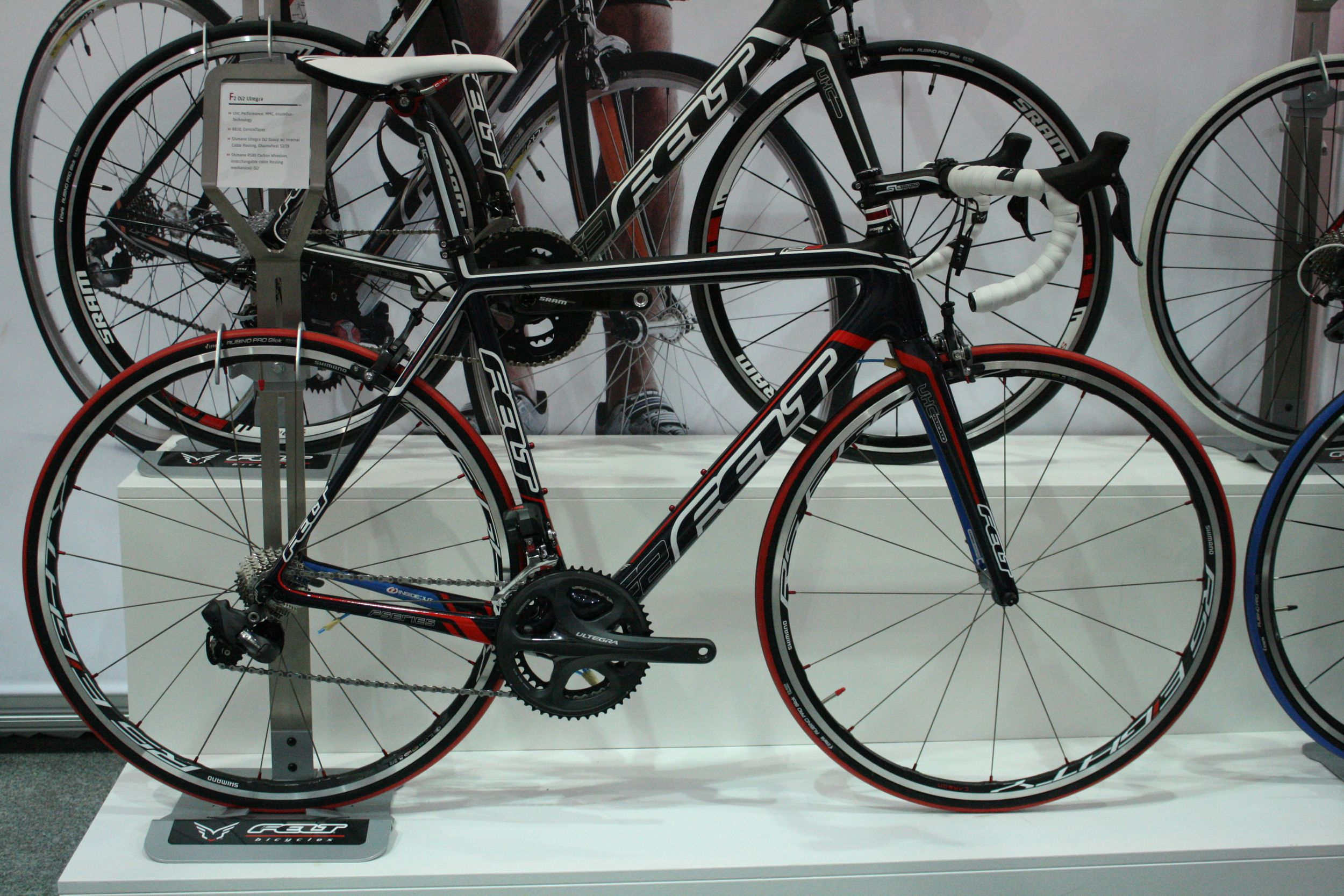 2012 road bikes from Viner, Felt and Giant | road cc