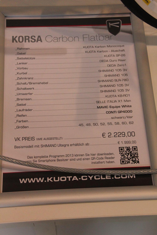 Eurobike 2012: First look faves… BMC, Cube, Orbea, Casati