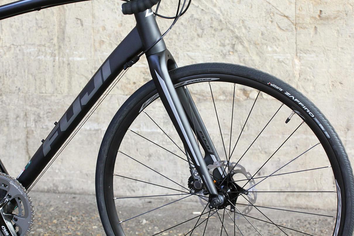 Review: Fuji Sportif 1 1 Ltd road bike | road cc