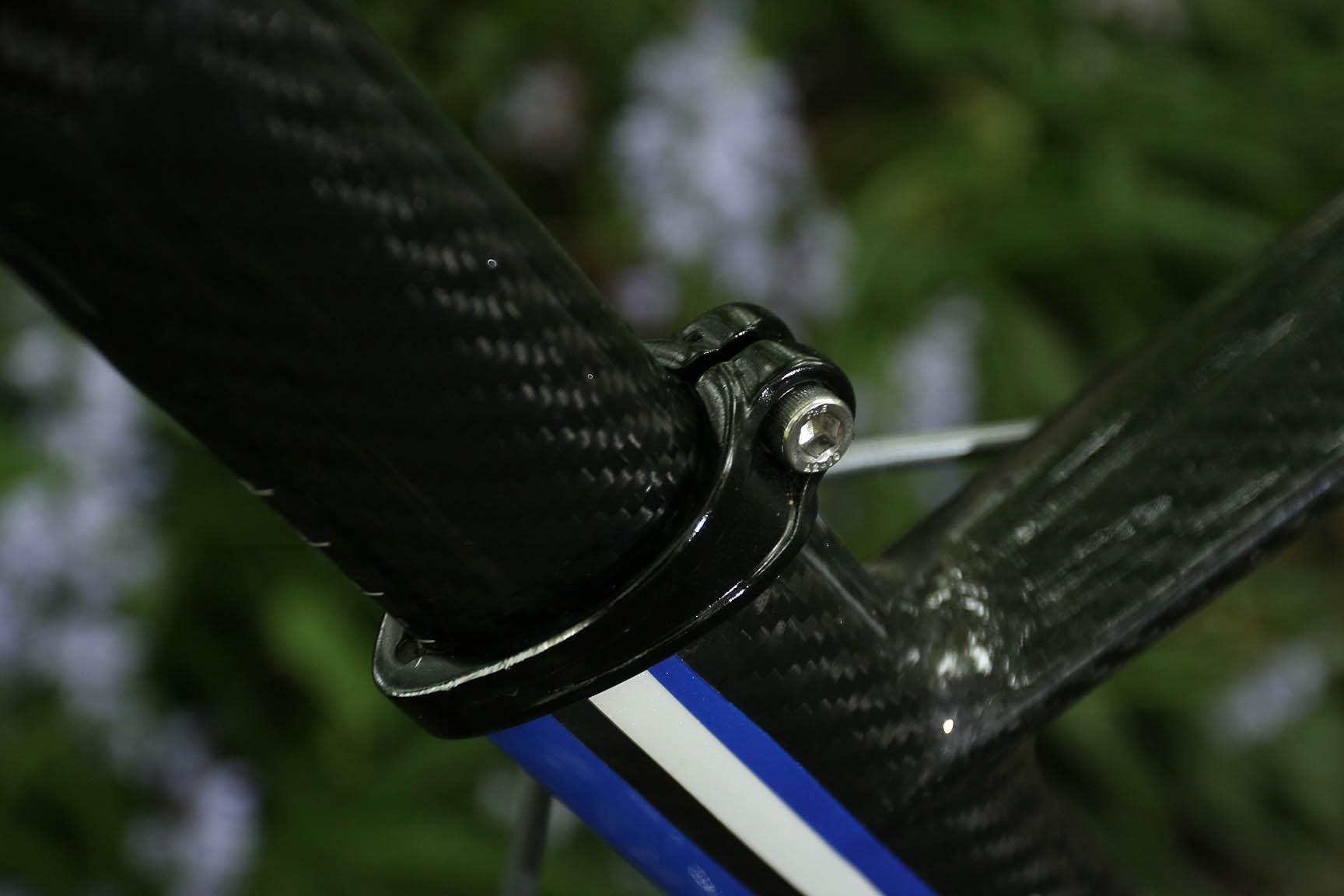 GT Aero seat post for GTR full Carbon