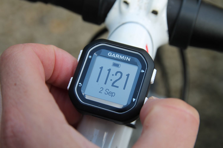 Review: Garmin Edge 25 GPS computer | road cc