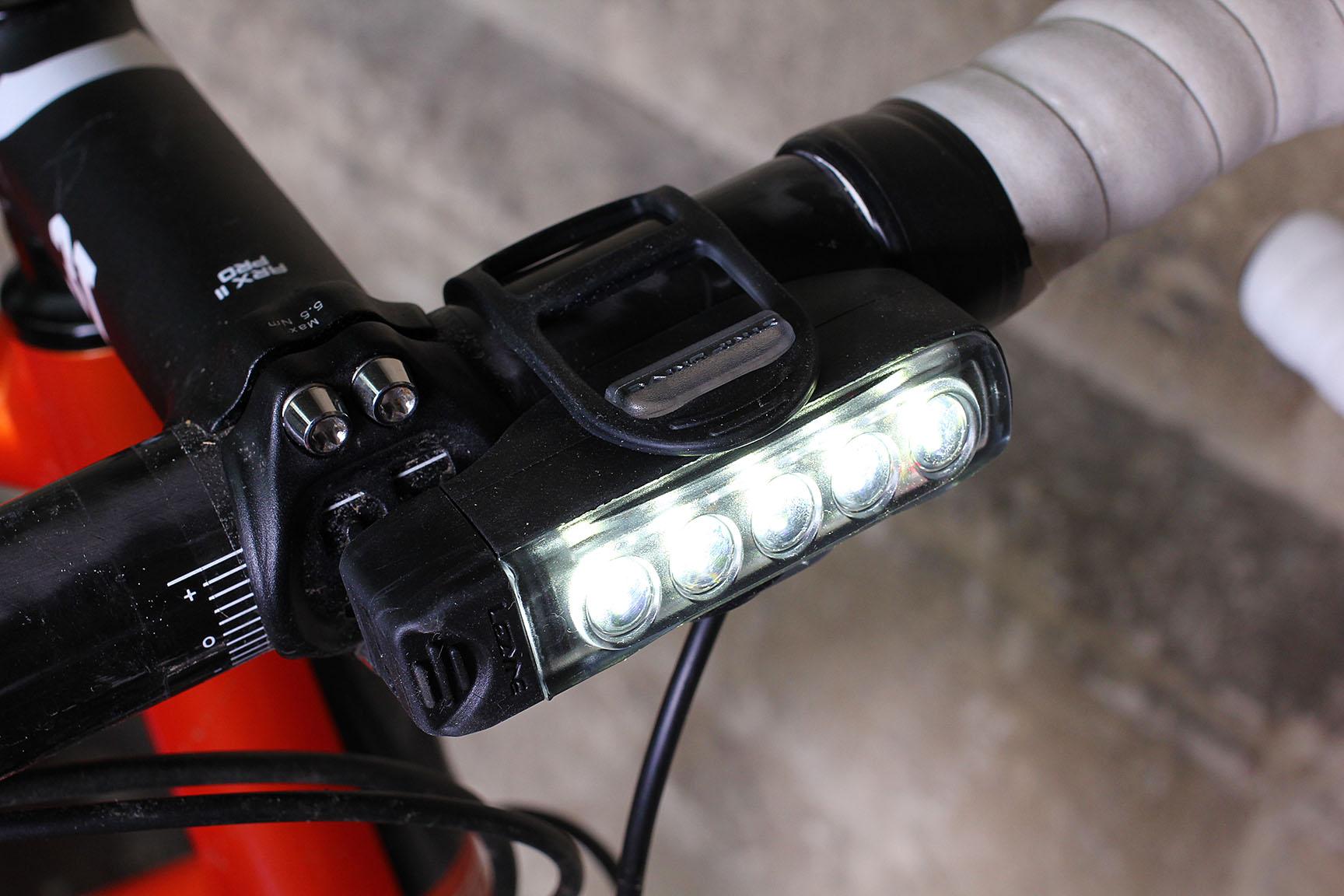 Lezyne Bicycle Light Strip Drive Set Black