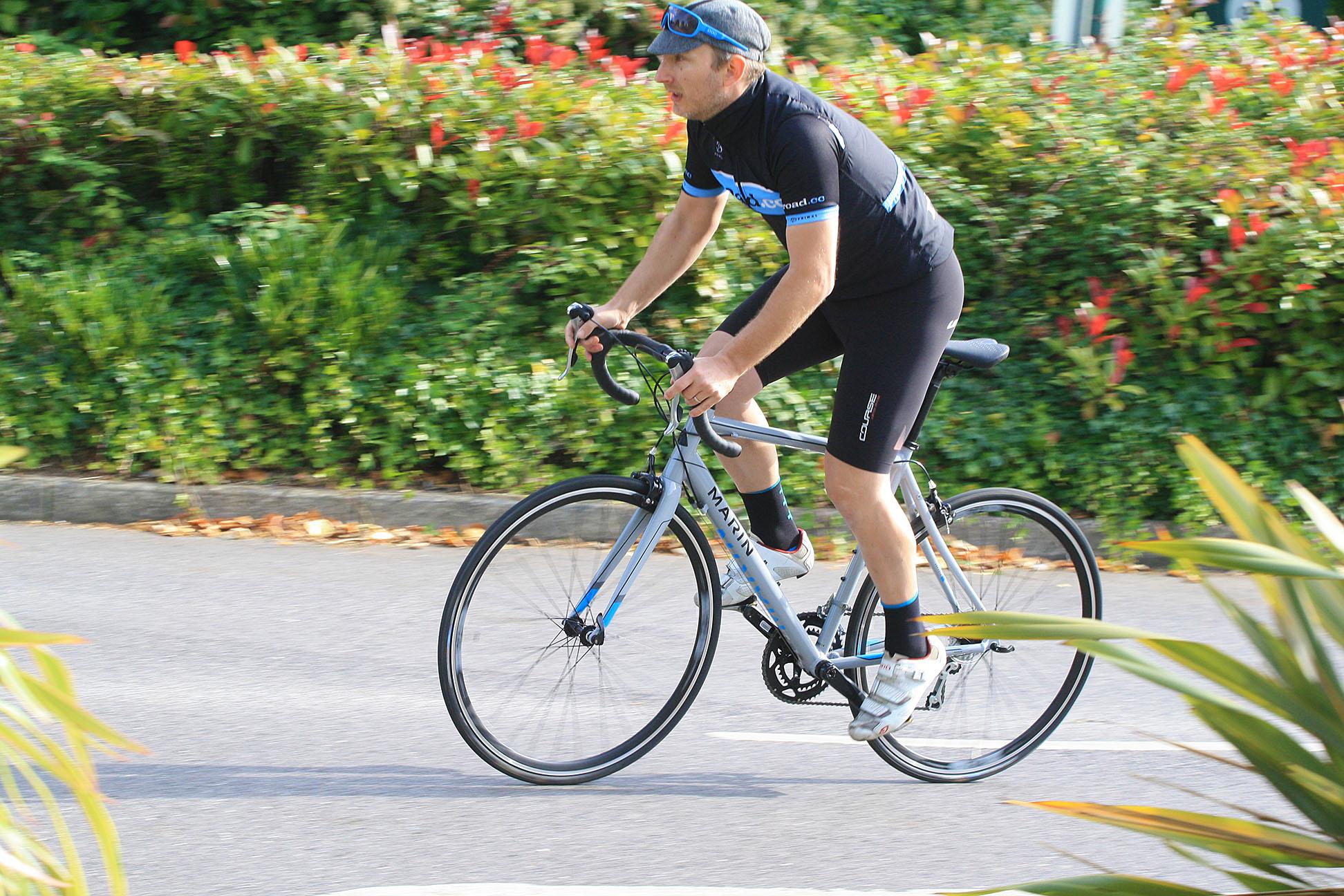 2017 Marin Argenta Elite 700 C 6061 Aluminium Lightweigt Fitness//cadre de vélo de route NEUF