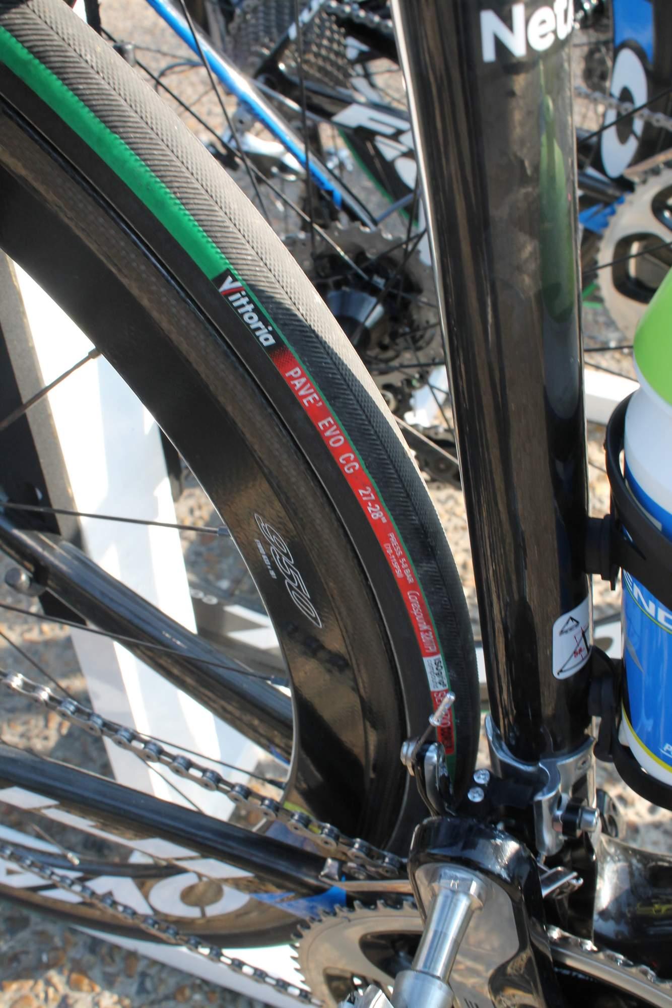 Vittoria PAVE EVO 27mm tubular tyre