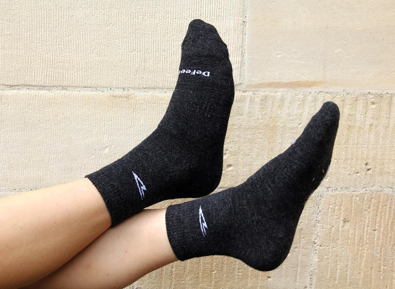 DeFeet Woolie Boolie 2 Merino socks
