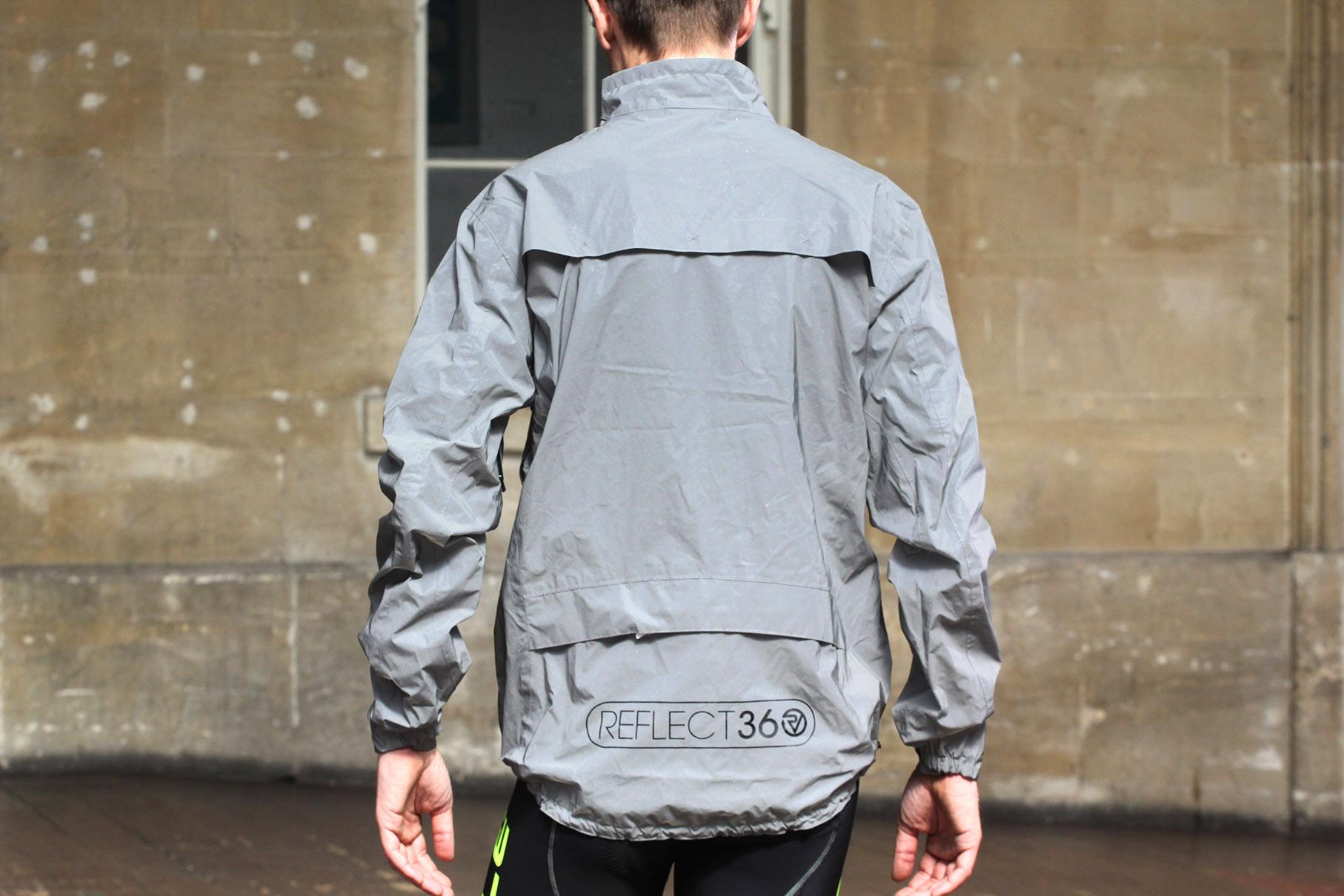 Silver Proviz Mens REFLECT360 Outdoor Jacket
