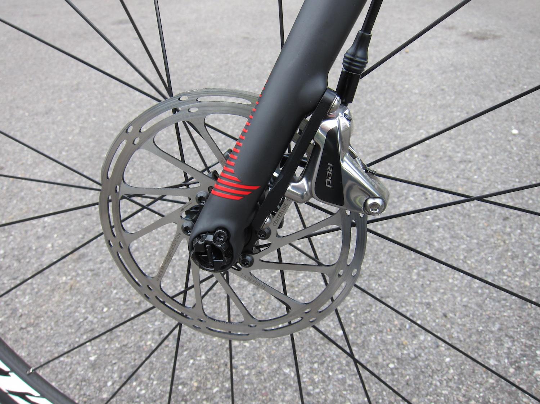 Outdoor Cycling Adapter Base Set Aluminum Alloy Bike Front//Rear Flat Mount Disc