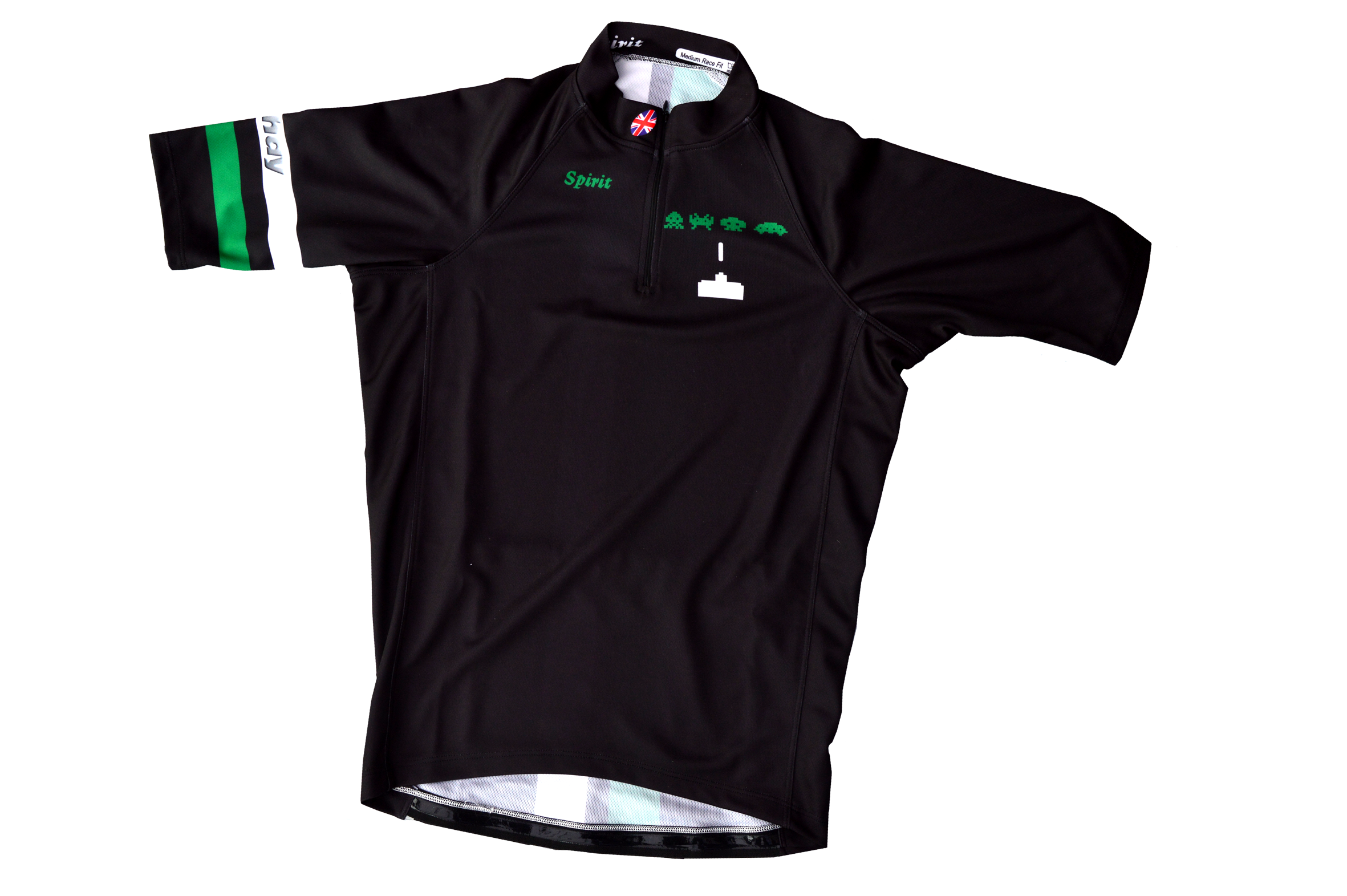 Design your own jersey competition - winning designs from