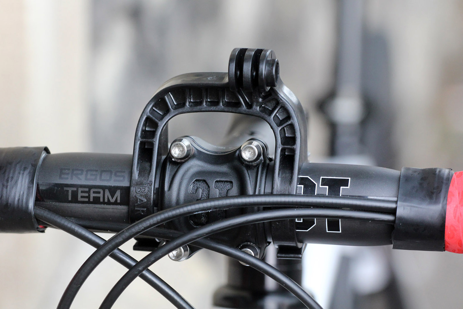 Review: The Barfly GoFly GoPro Bicycle Mount | road cc