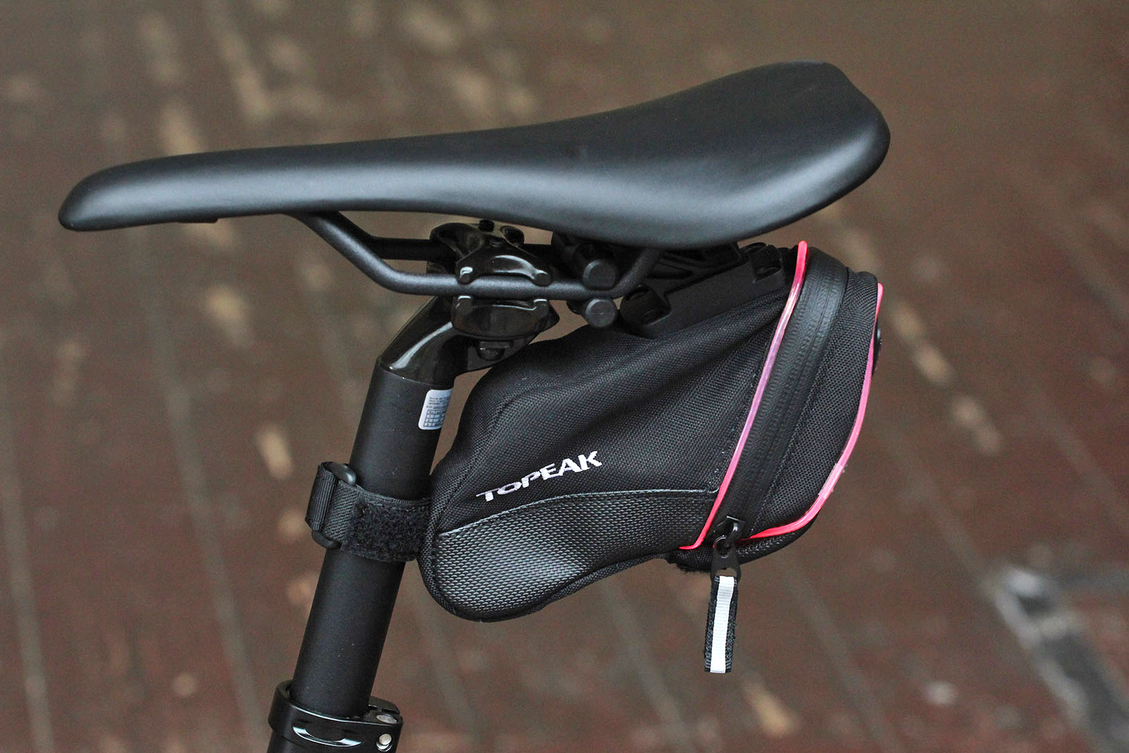 Topeak Aero Wedge Pack Clip Saddle Bag