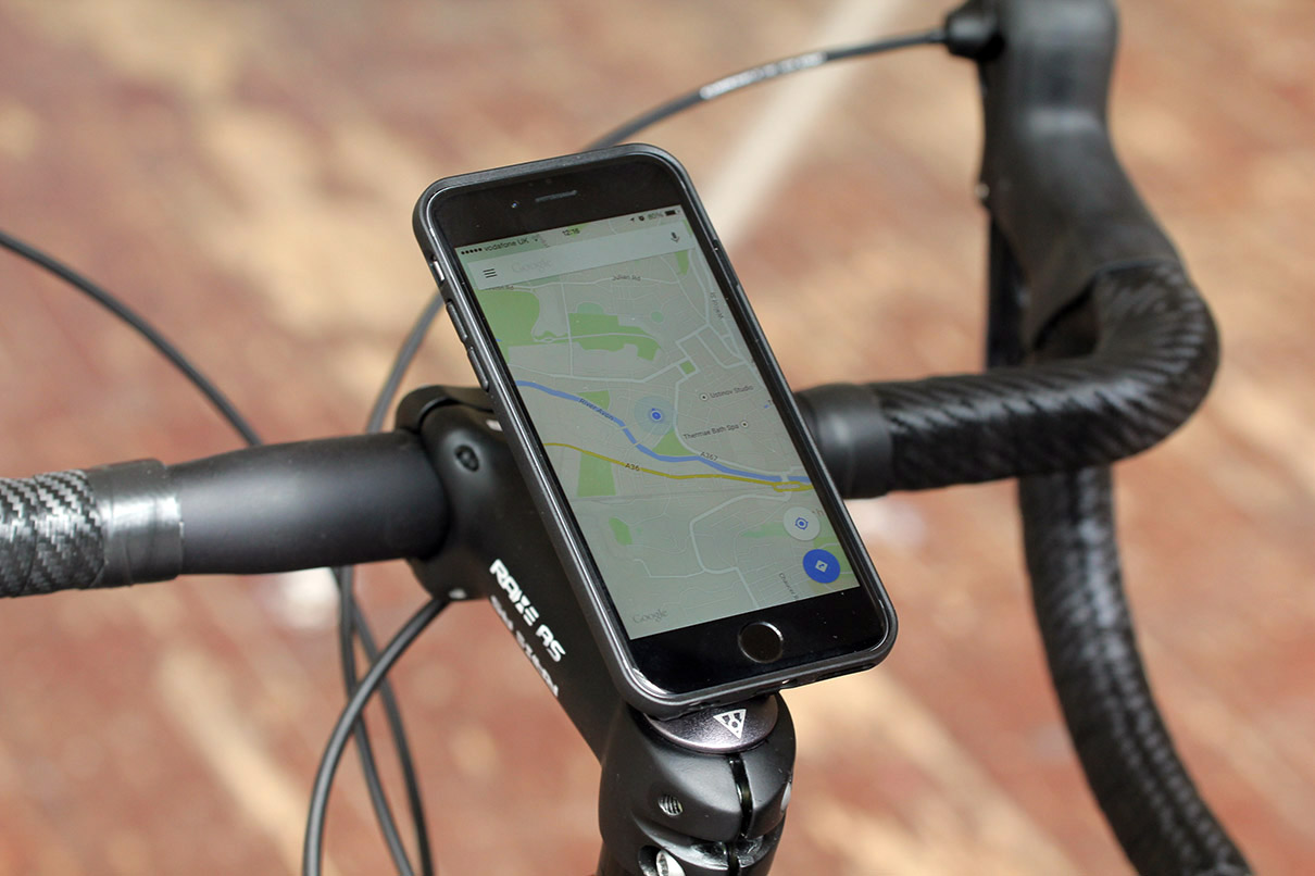 new concept 857eb 9d775 Review: Topeak Ridecase with mount | road.cc