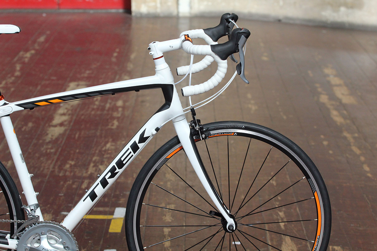 Review: Trek Domane 2 0 road bike | road cc