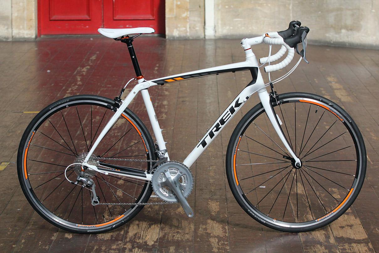 Review: Trek Domane 2 0 road bike   road cc