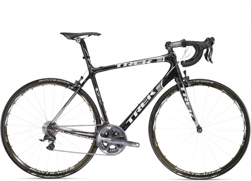 9cc98e5a6c1 Trek reckon that the reduction in frame weight doesn't affect the Madone's  rigidity or durability because they're using a new aerospace-grade OCLV  (Optimum ...