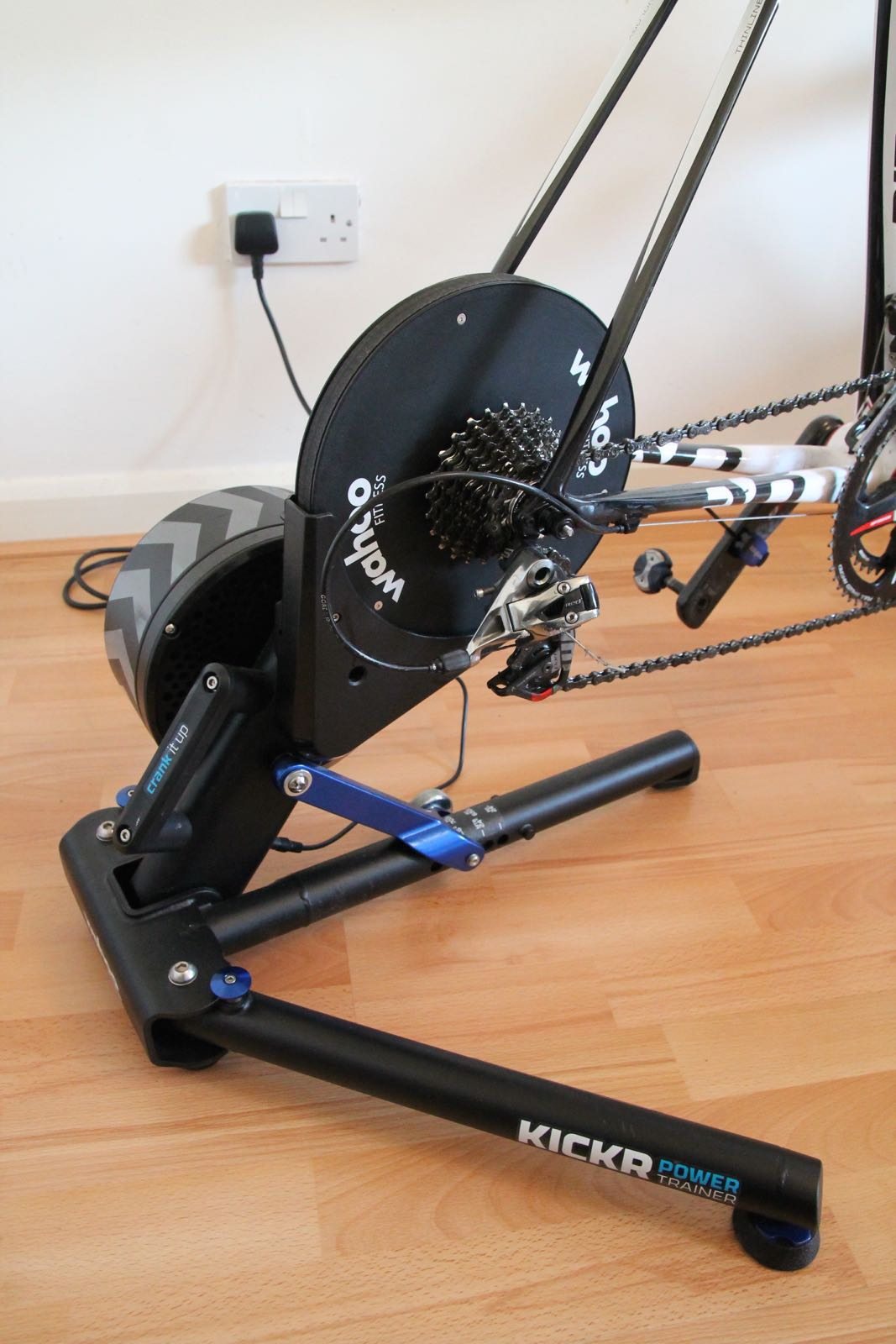 Review: Wahoo Kickr trainer   road cc