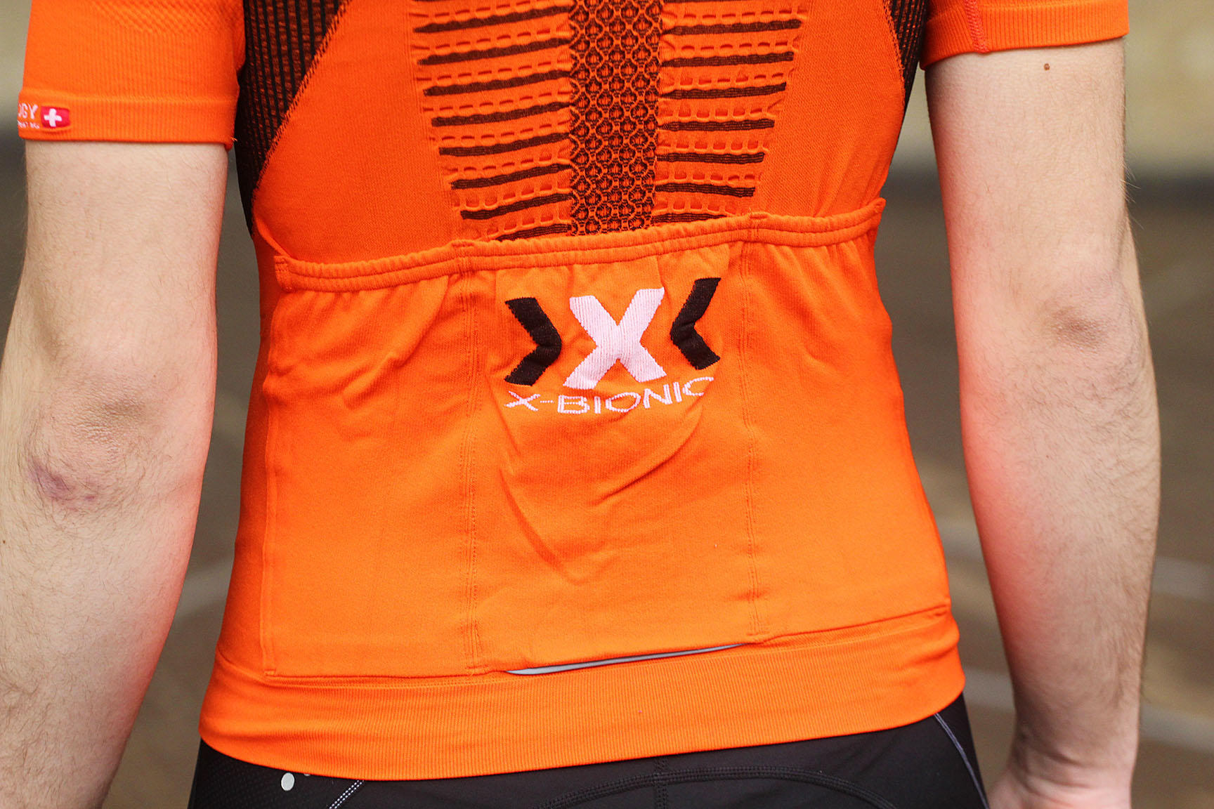 Review: X-Bionic The Trick Biking Shirt | road cc