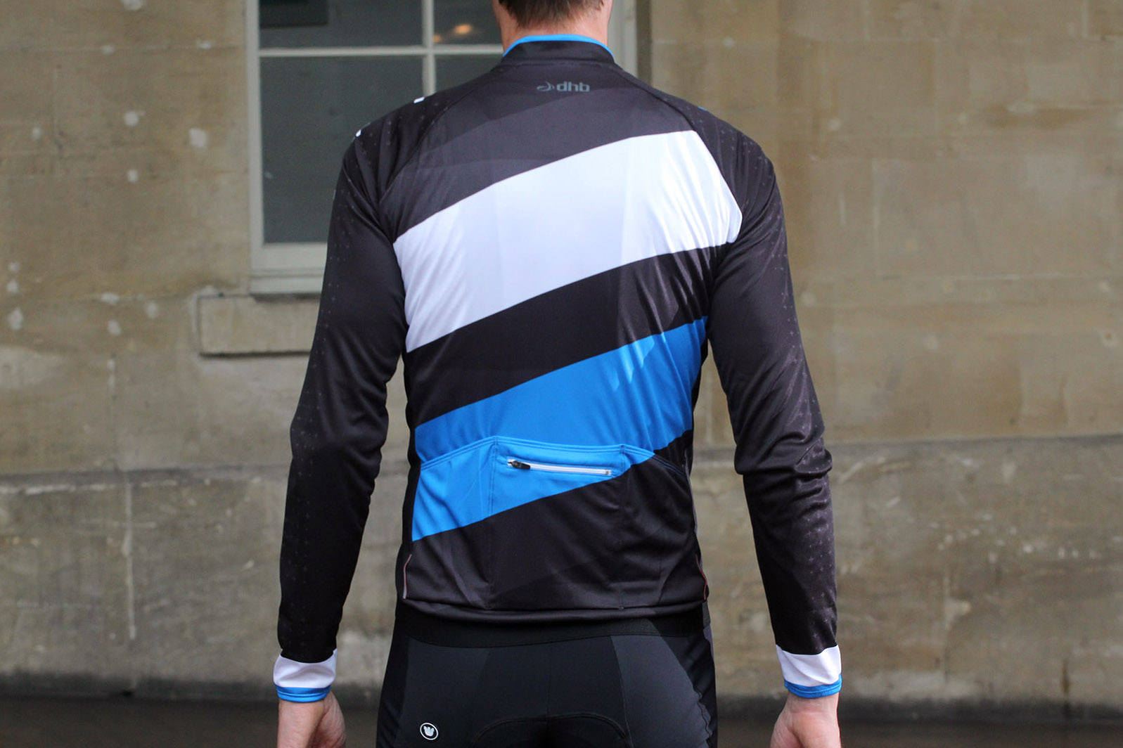Titlereview Dhb Asv Long Sleeve Jersey Title Meta Tubular Body Guard Frame Honda Beat Street Back