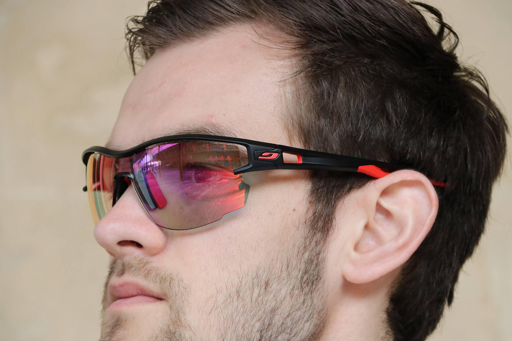 SunglassesRoad Zebra Light Aero cc ReviewJulbo DHI29E