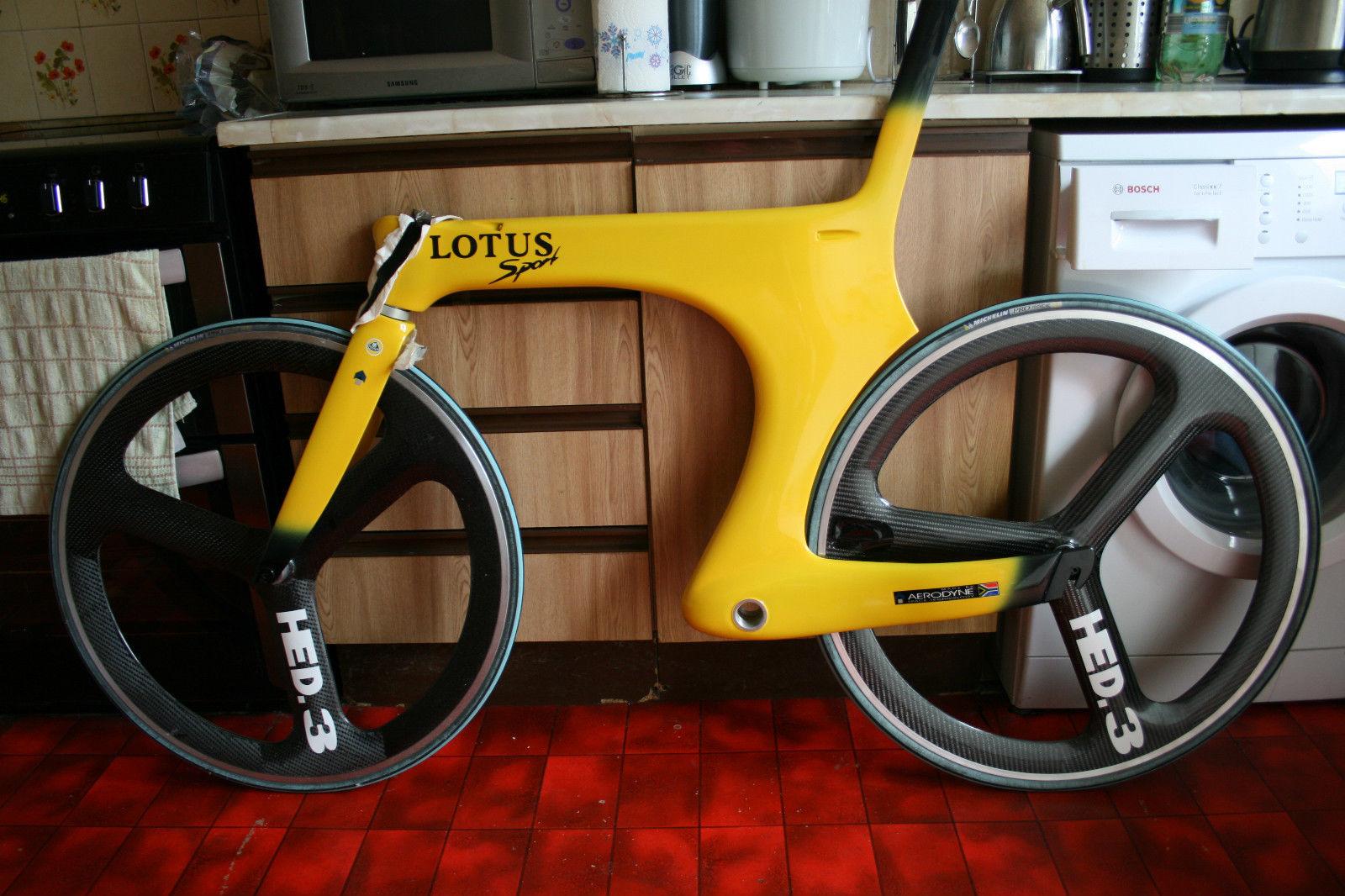 Carbon Fiber Frame Bikes For Sale Ebay >> 8 000 Lotus Sport 110 For Sale On Ebay Road Cc