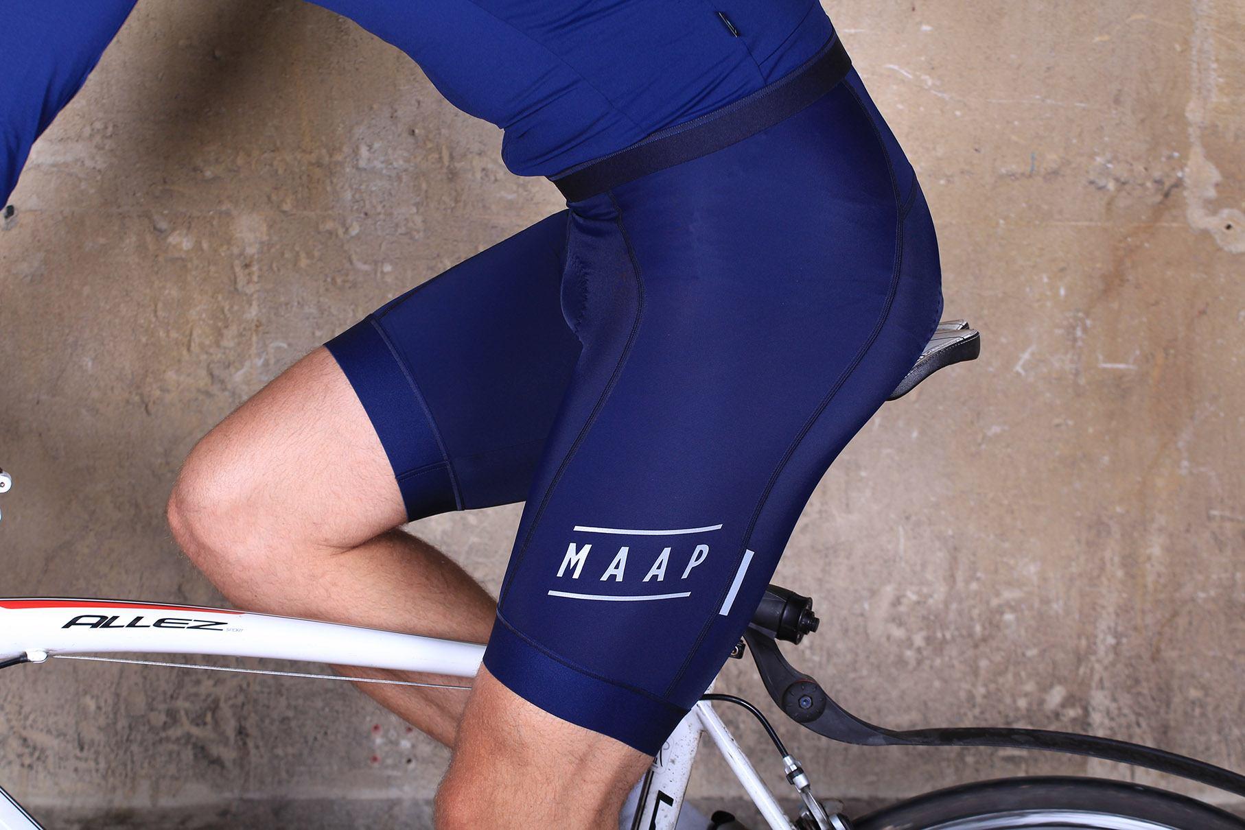 Review: MAAP Base Bib Shorts   road cc