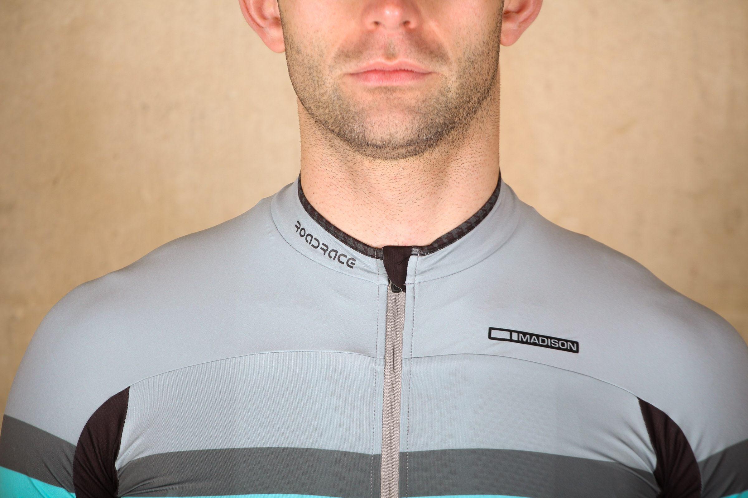 Madison RoadRace Premio Men/'s Short Sleeve Jersey Medium