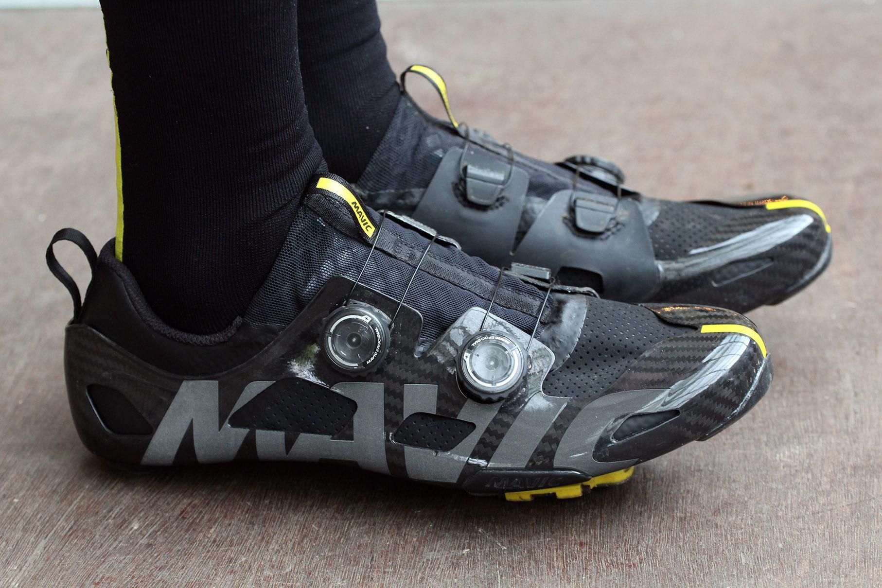 Review: Mavic Comete Ultimate shoes