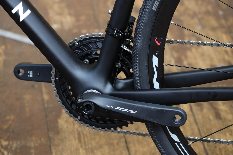 Review: Merlin GX-01 Shimano 105 R7000 Carbon Gravel Bike
