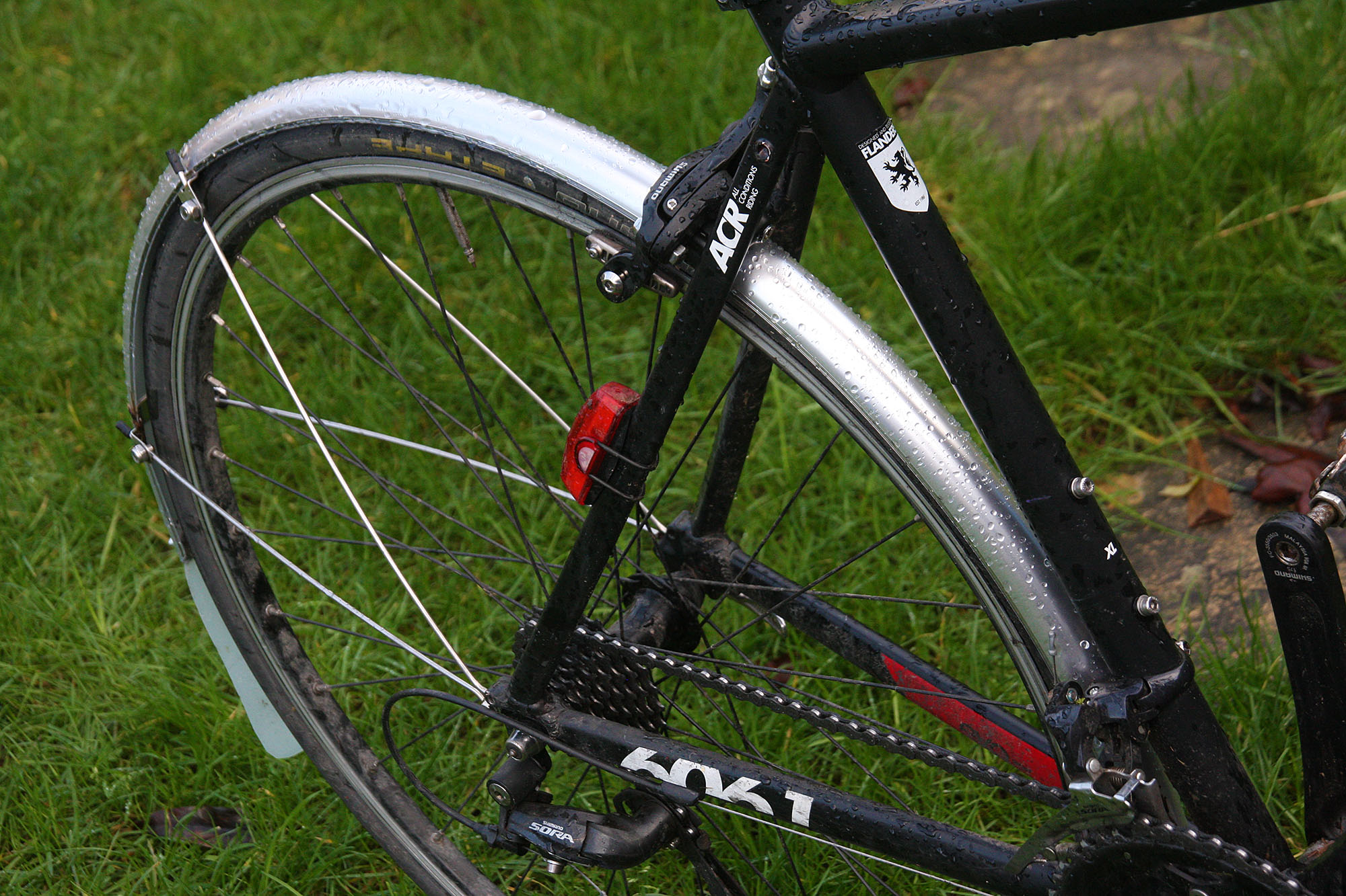 Rear Mud Guards Mudguard F CL 1 Set Cycling MTB Mountain Bike Bicycle Front