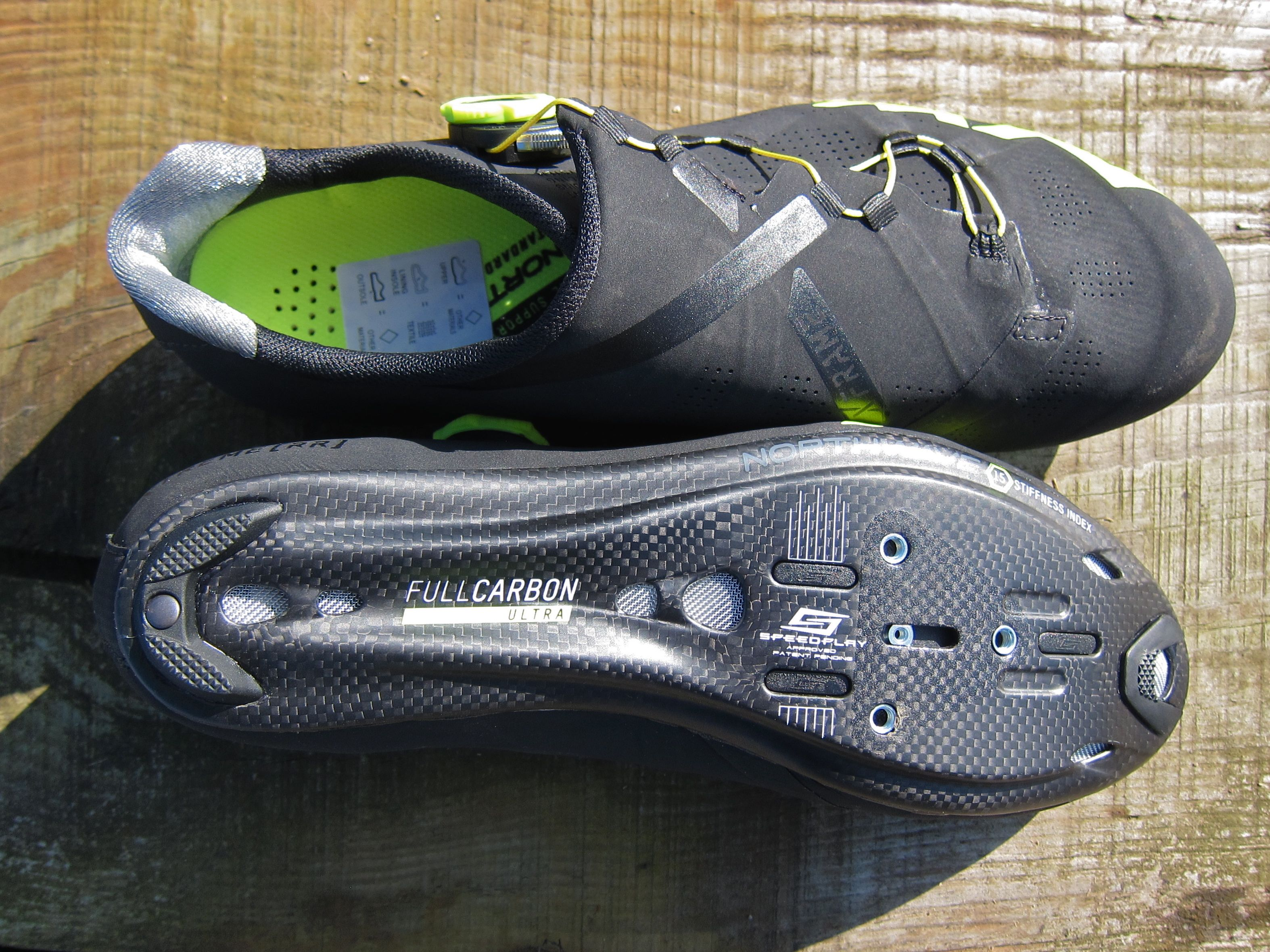 Review: Northwave Extreme RR Road Shoe