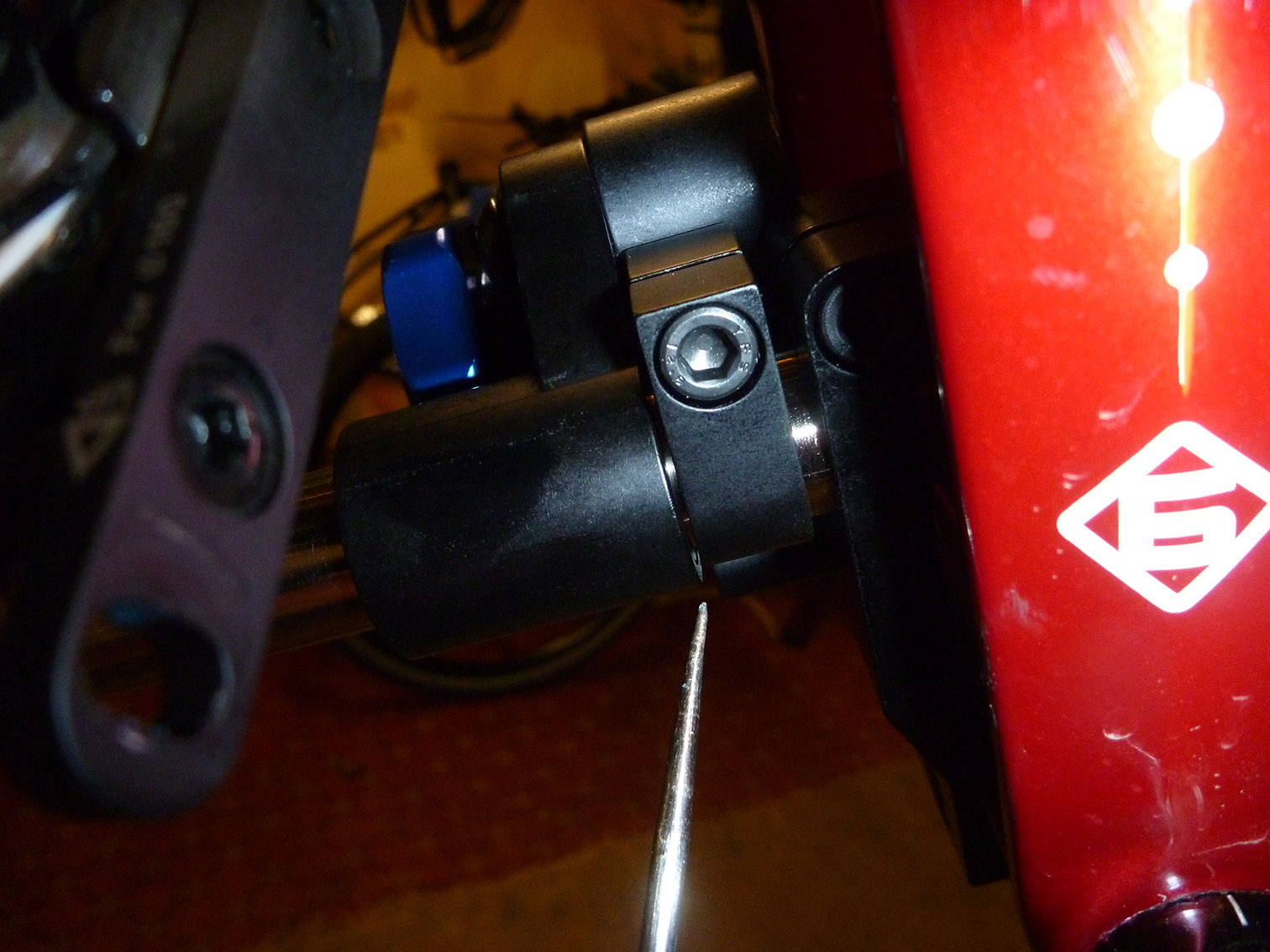 Park Tool Dt 52 Disc Brake Mount Facing Set All Info About Auto Repair Mechanical Force Diagram Dt52 Gap After First Cut