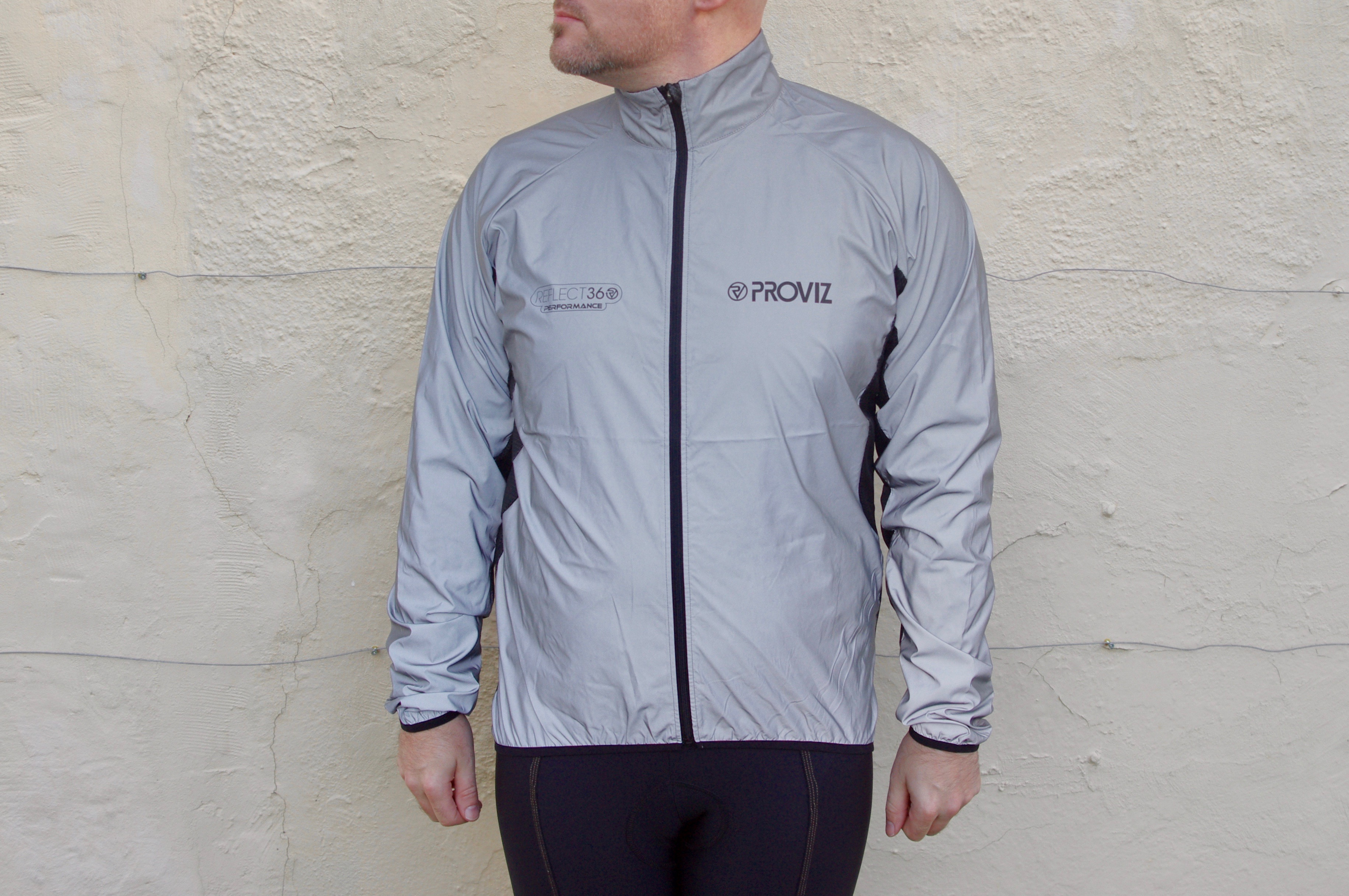 REFLECT 360 Proviz Reflective Men/'s Cycling Jacket