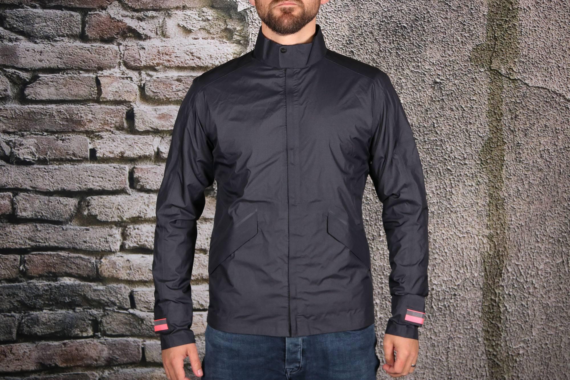 d67894060 Review  Rapha Packable Waterproof Jacket