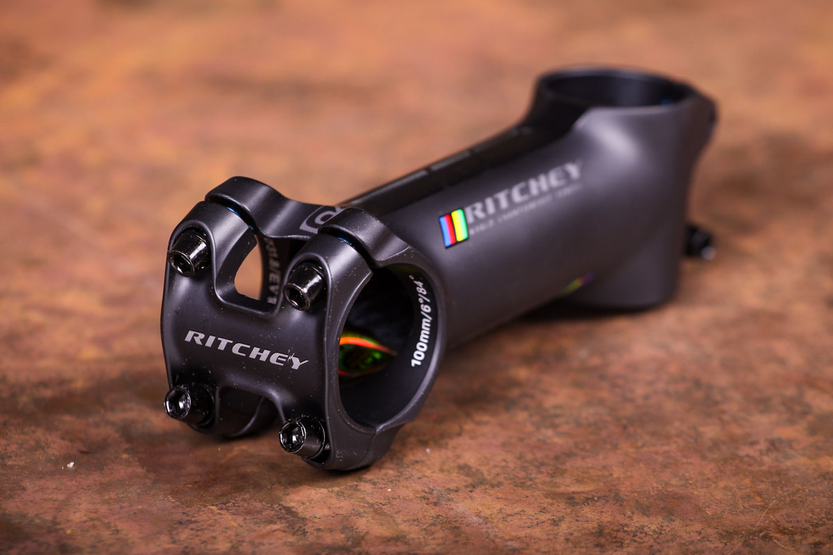 Ritchey Carbon Matrix C260 Road Cycling Bike Stem 130mm Length New Black