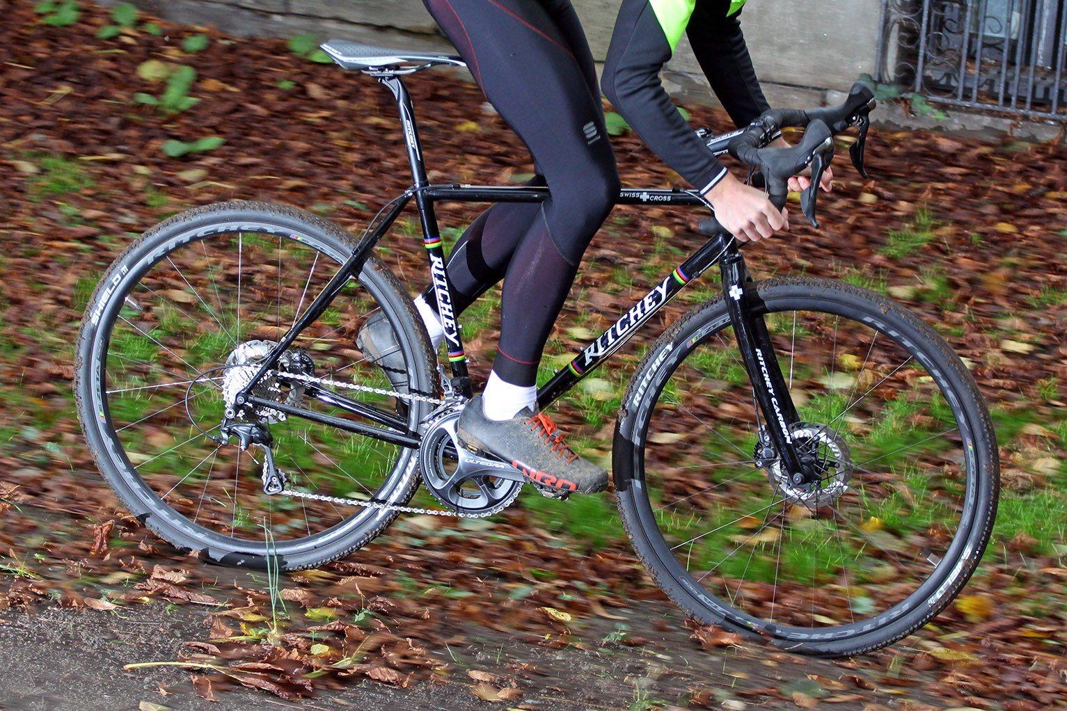 700 x 35c Ritchey WCS Shield Cyclocross Road Bike Bicycle Cross Tire