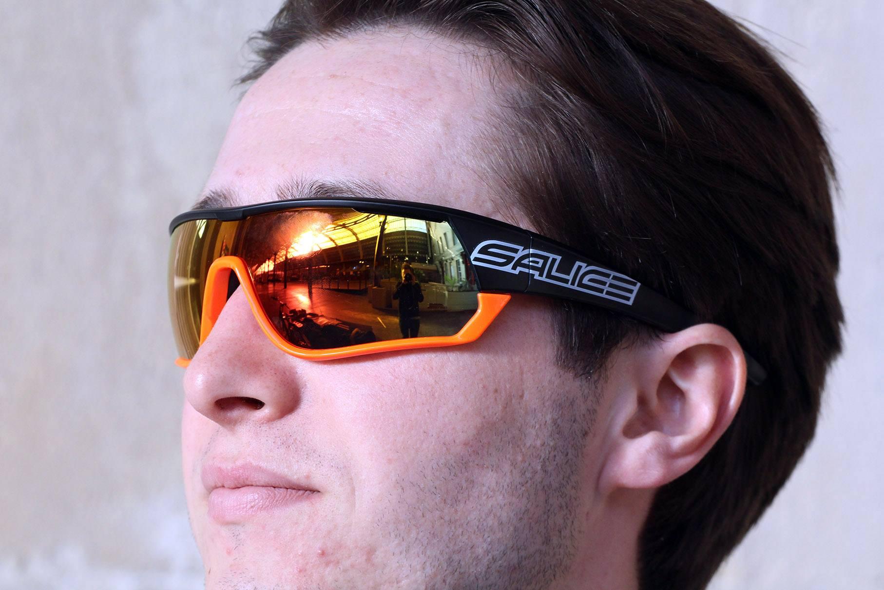 SALICE 006 RW WET WHITE frame BLACK ICE iridium lens sunglasses NEW for De Rosa