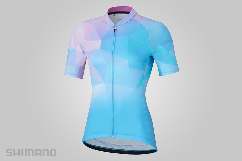 Shimano Sumire Short Sleeve Cycling Kit Women SMALL Purple Road Bike Mountain CX