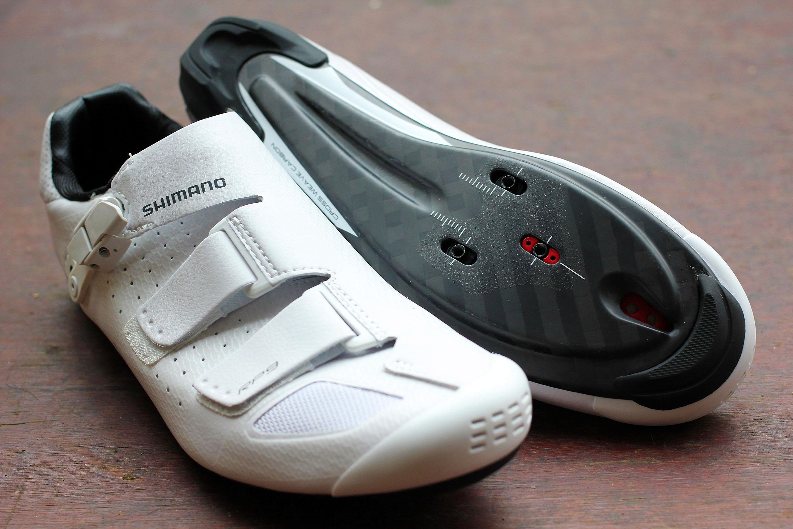 Review: Shimano RP9 SPD-SL shoe | road.cc