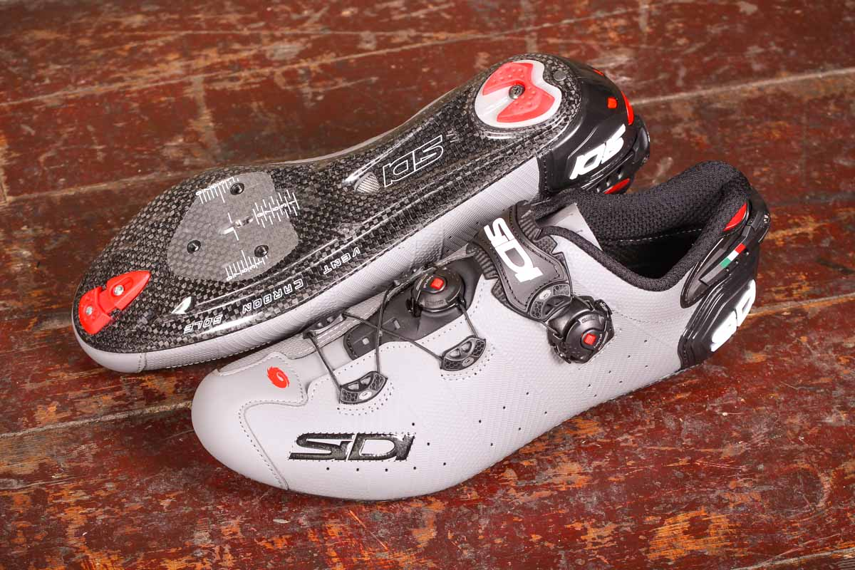 BLACK//GREY One Pair Original Sidi Cycling Shoes Replacement TECHNO 2 Buckles