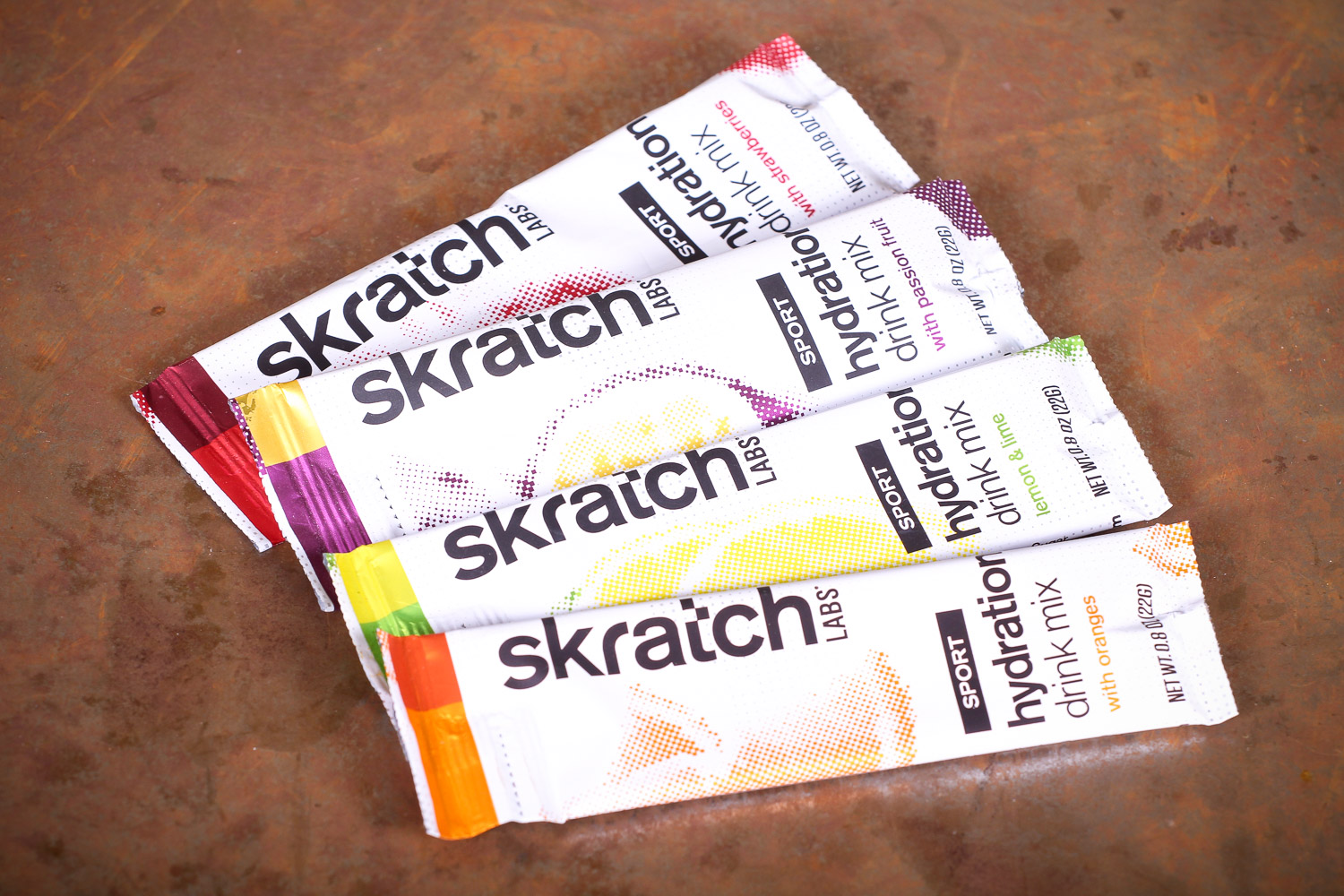 Review: Skratch Labs Sport Hydration Drink Mix | road cc
