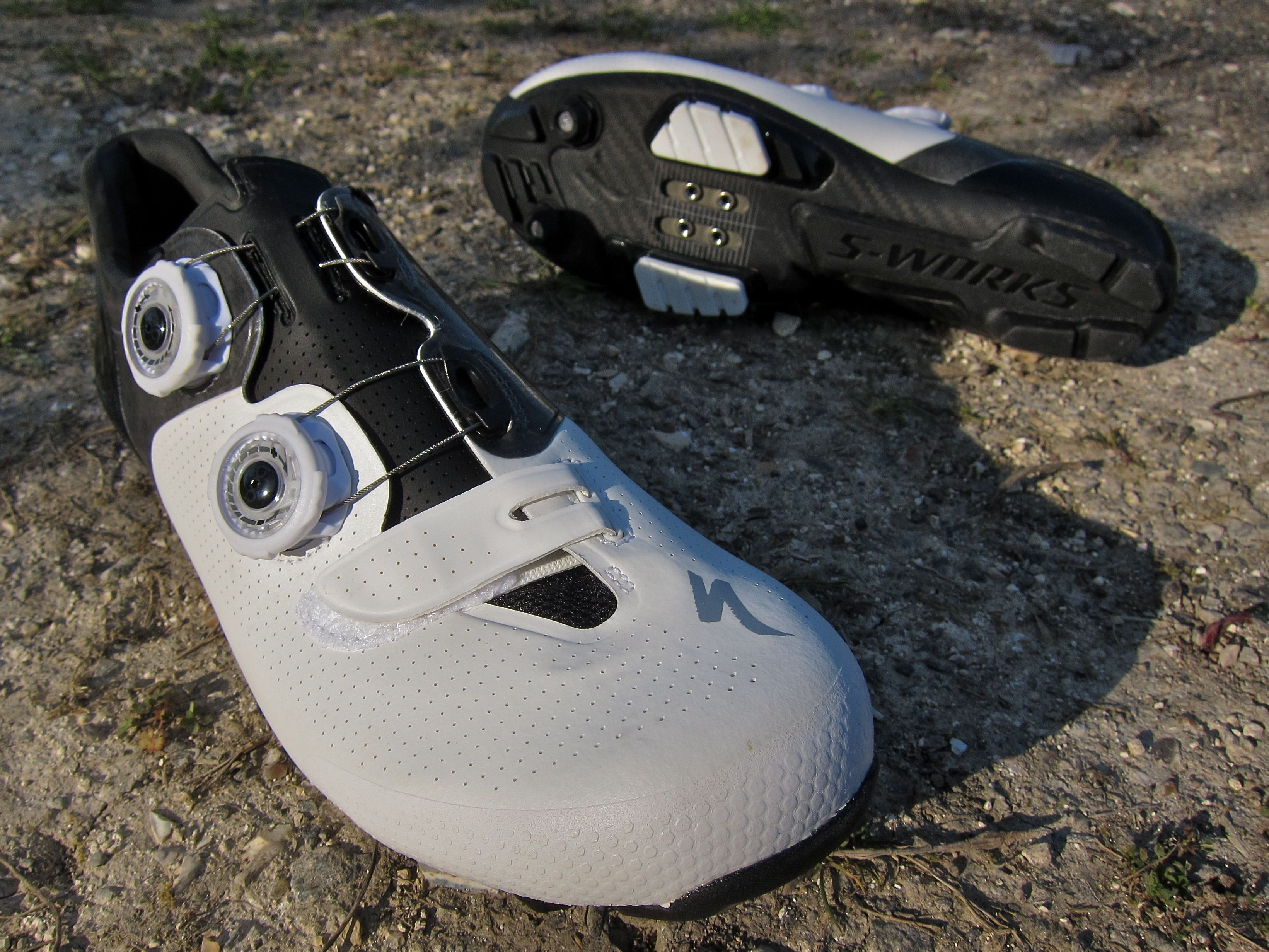 Review  Specialized S-Works 6 XC shoes   road.cc 594c383cd8