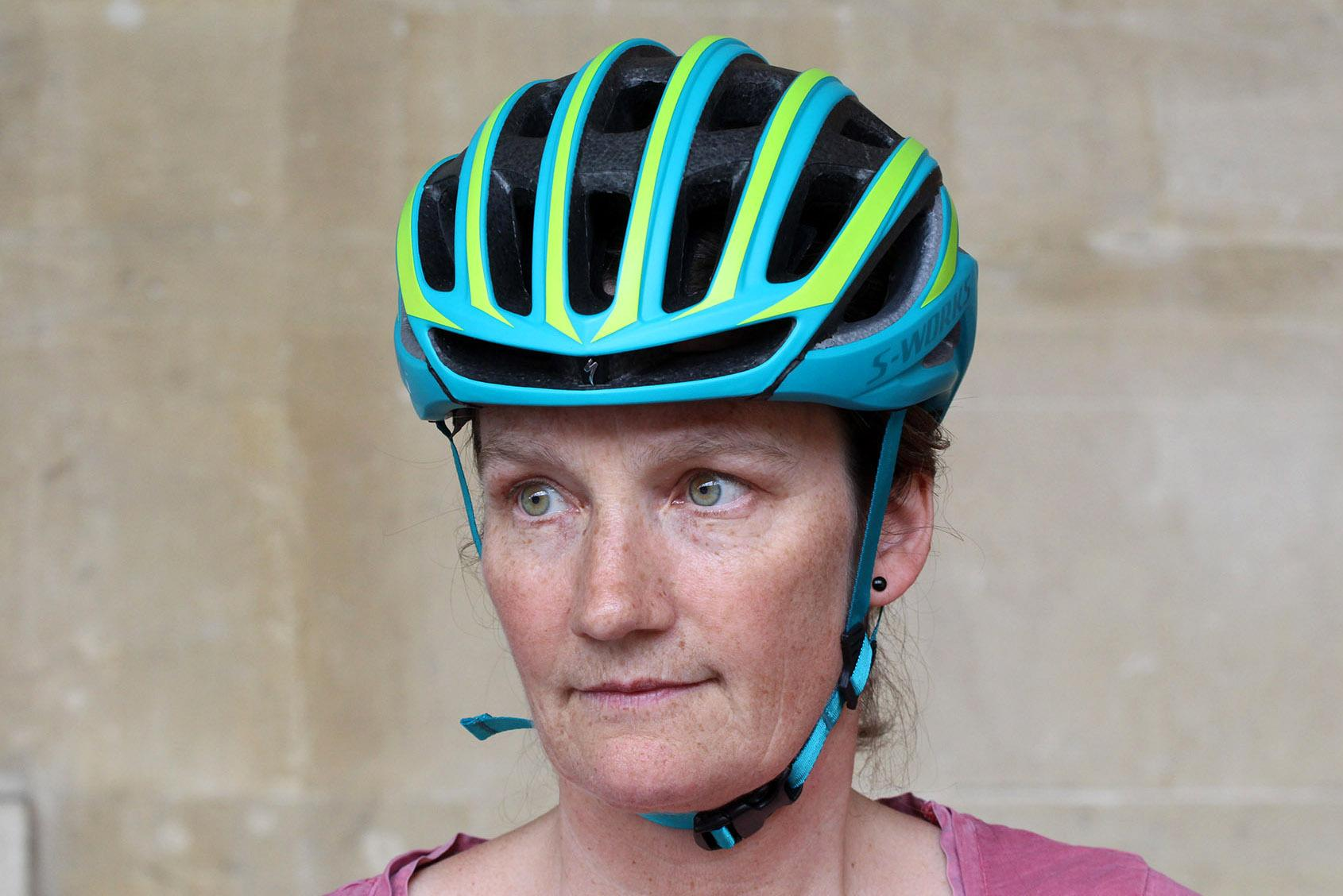 Review: Specialized S-Works Womens Prevail II Helmet   road cc